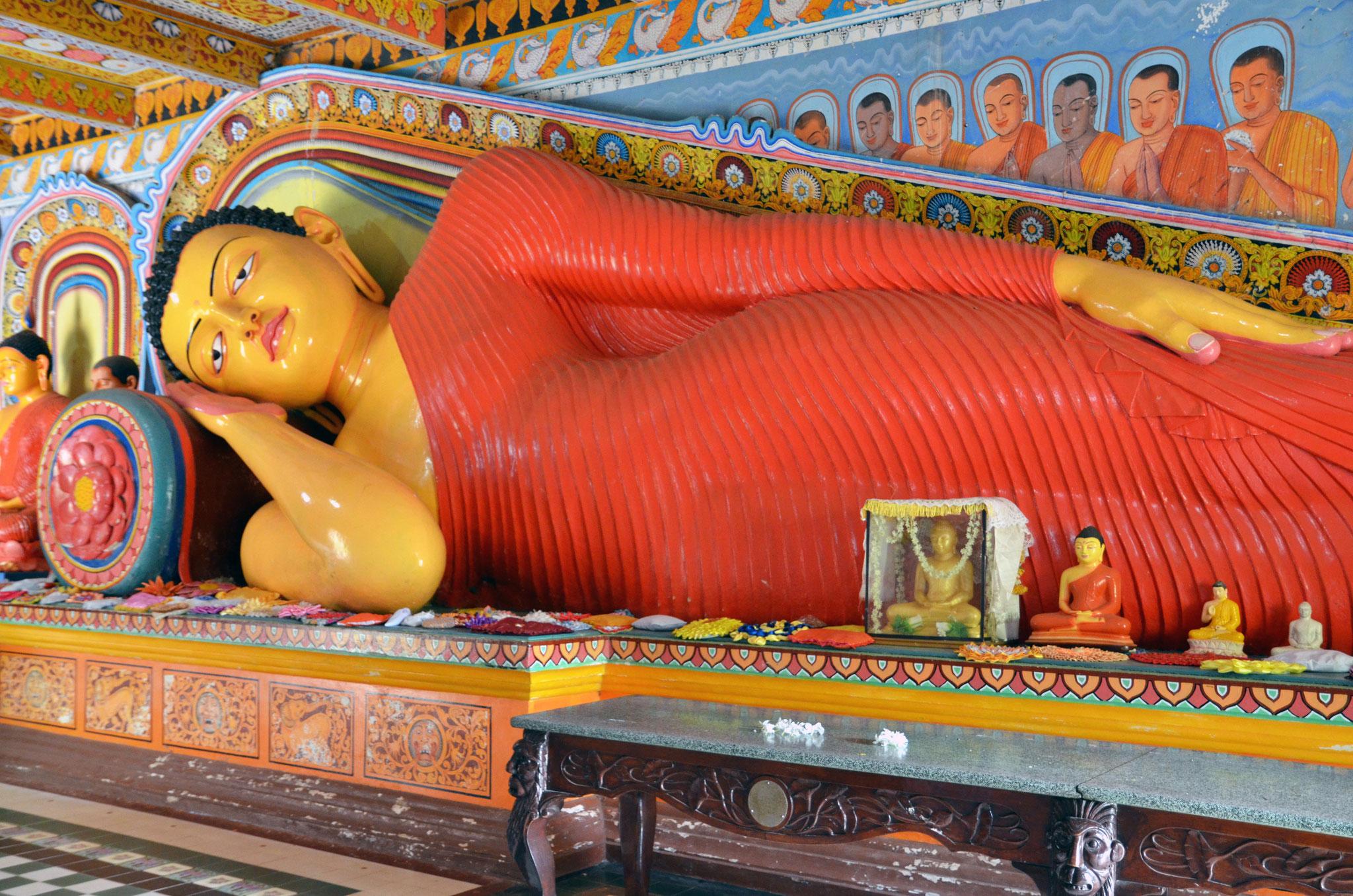 Sri Lanka Reise Anuradhapura