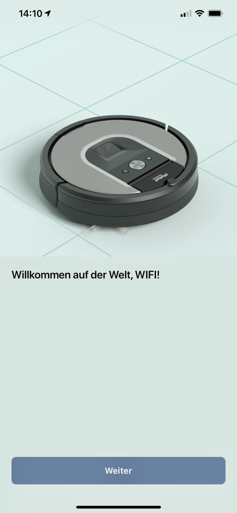 Hallo WIFI!