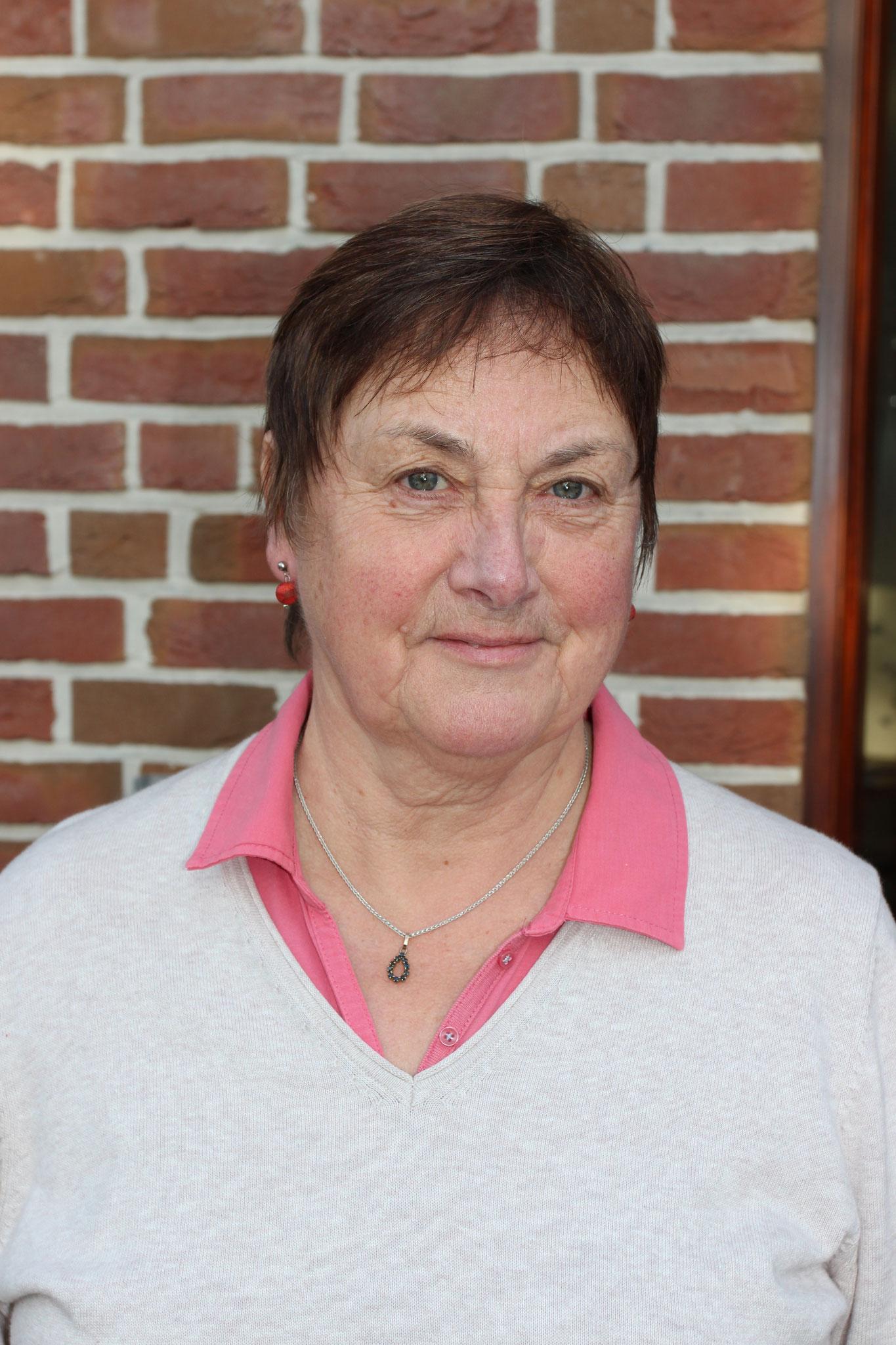 Hiltrud Kern, Vertreterin des Rates der Gemeinde Wachtendonk