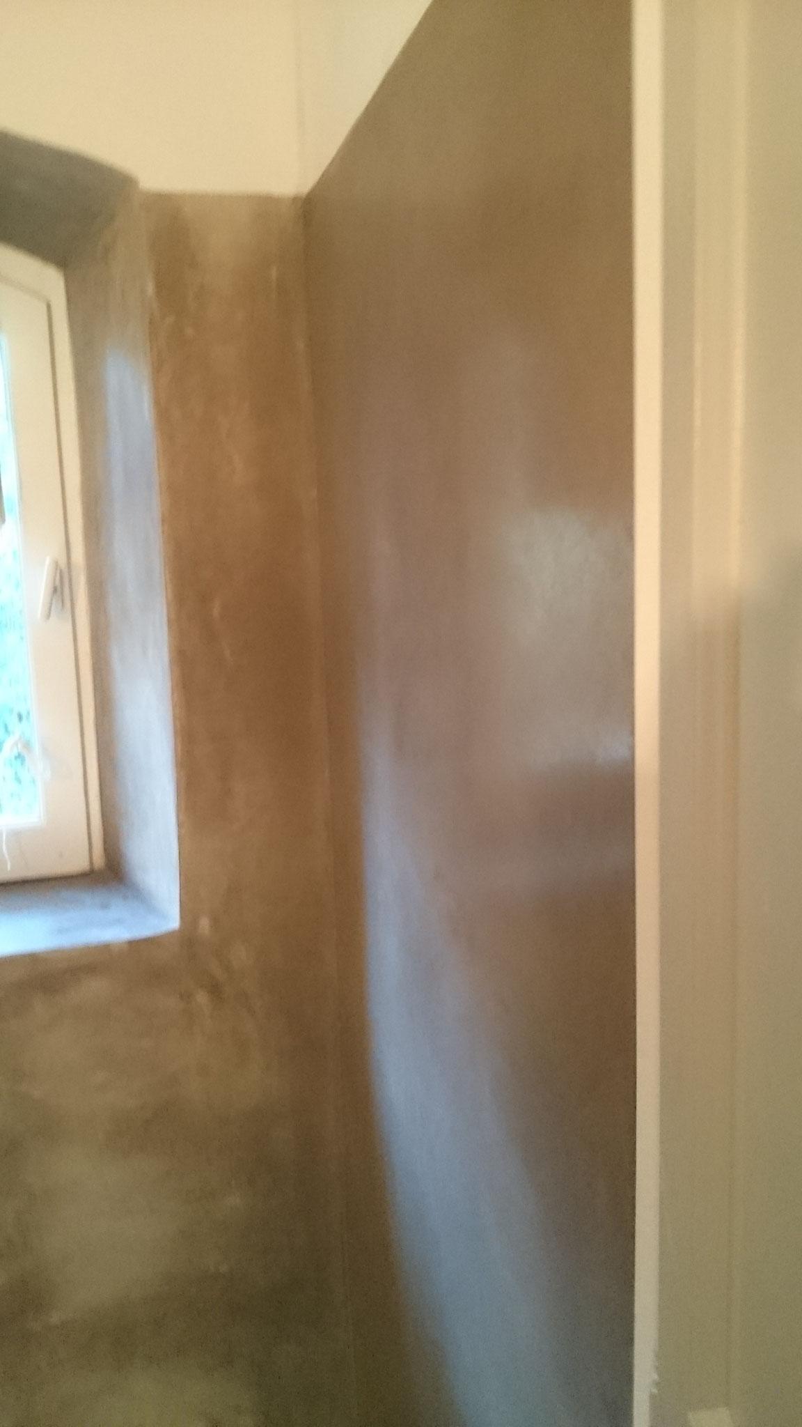 Stcu Marmorino salle de bain (Le Beausset,83)
