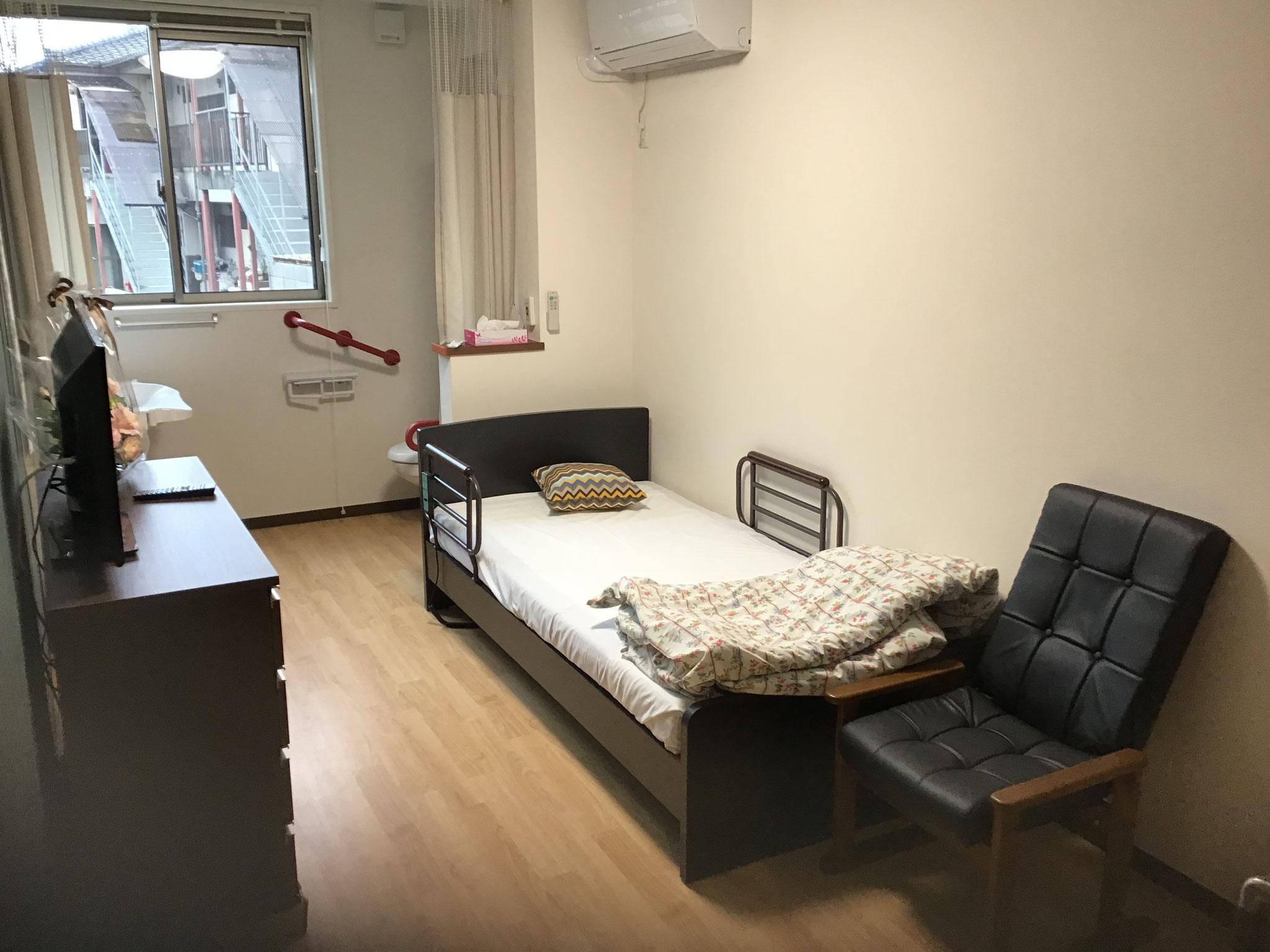 居室 モデルルーム ホテルのようなお部屋と好評頂いています。