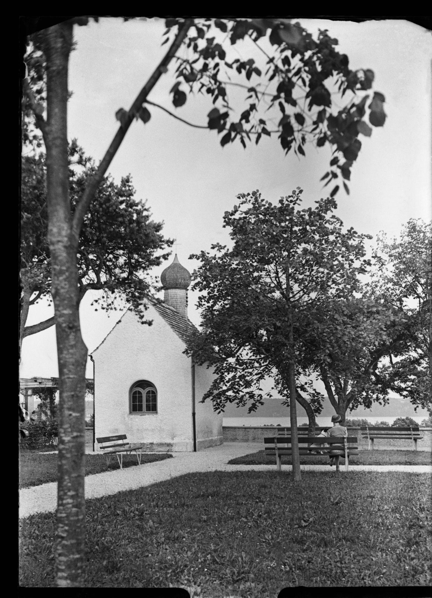 Maffei-Kapelle Feldafing, Foto um 1940