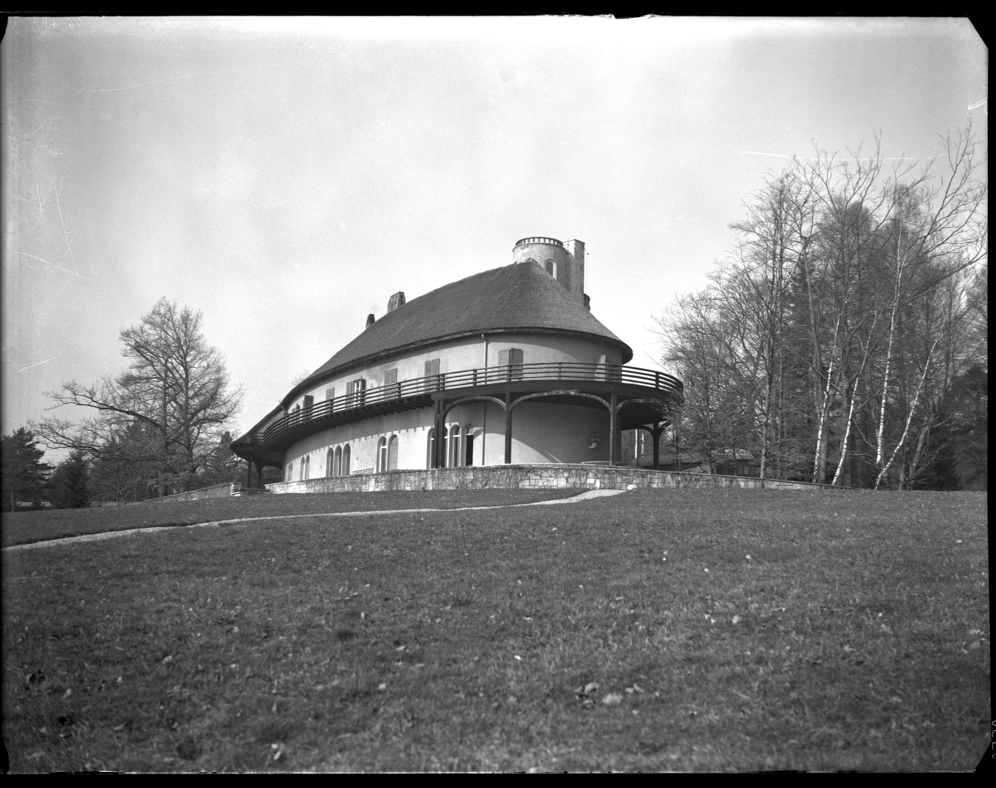 Landhaus Andreae  Feldafing, Foto 1927