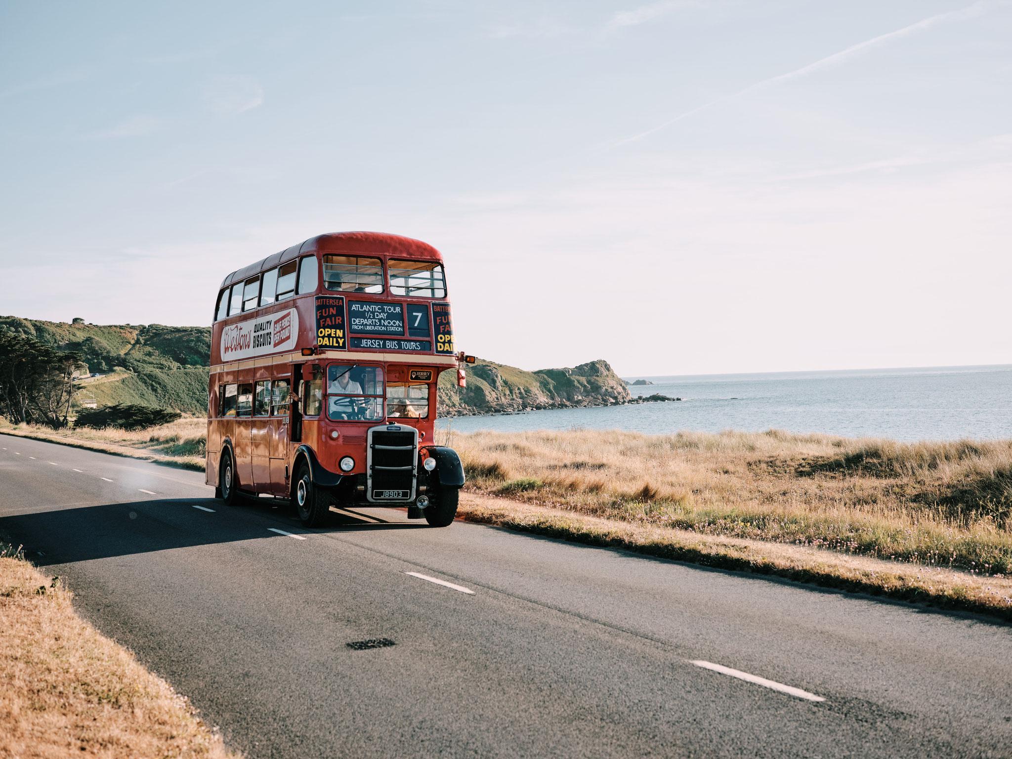 Tour de bus Vintage