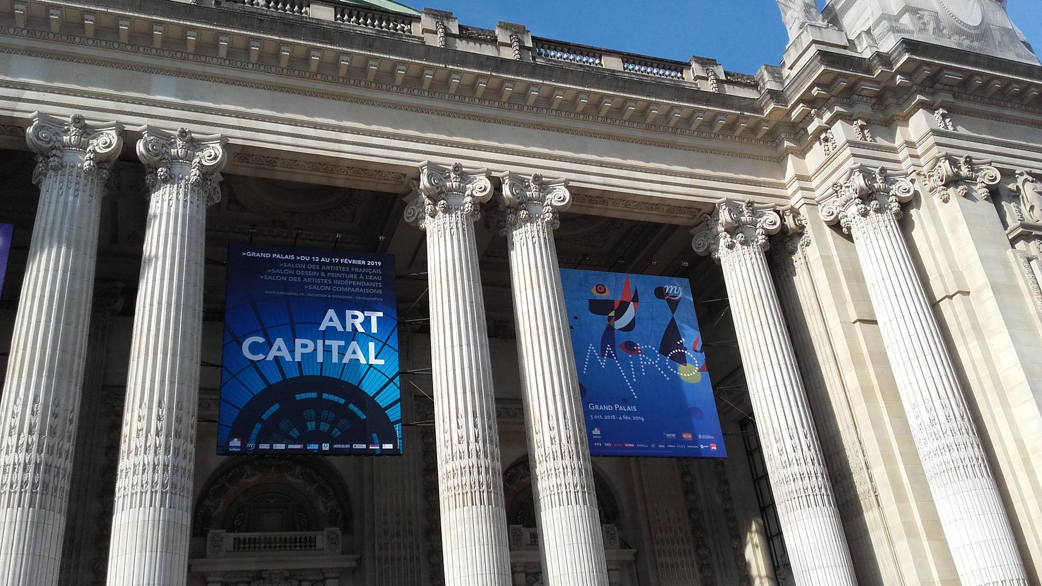 Art Capital au Grand Palais février 2019