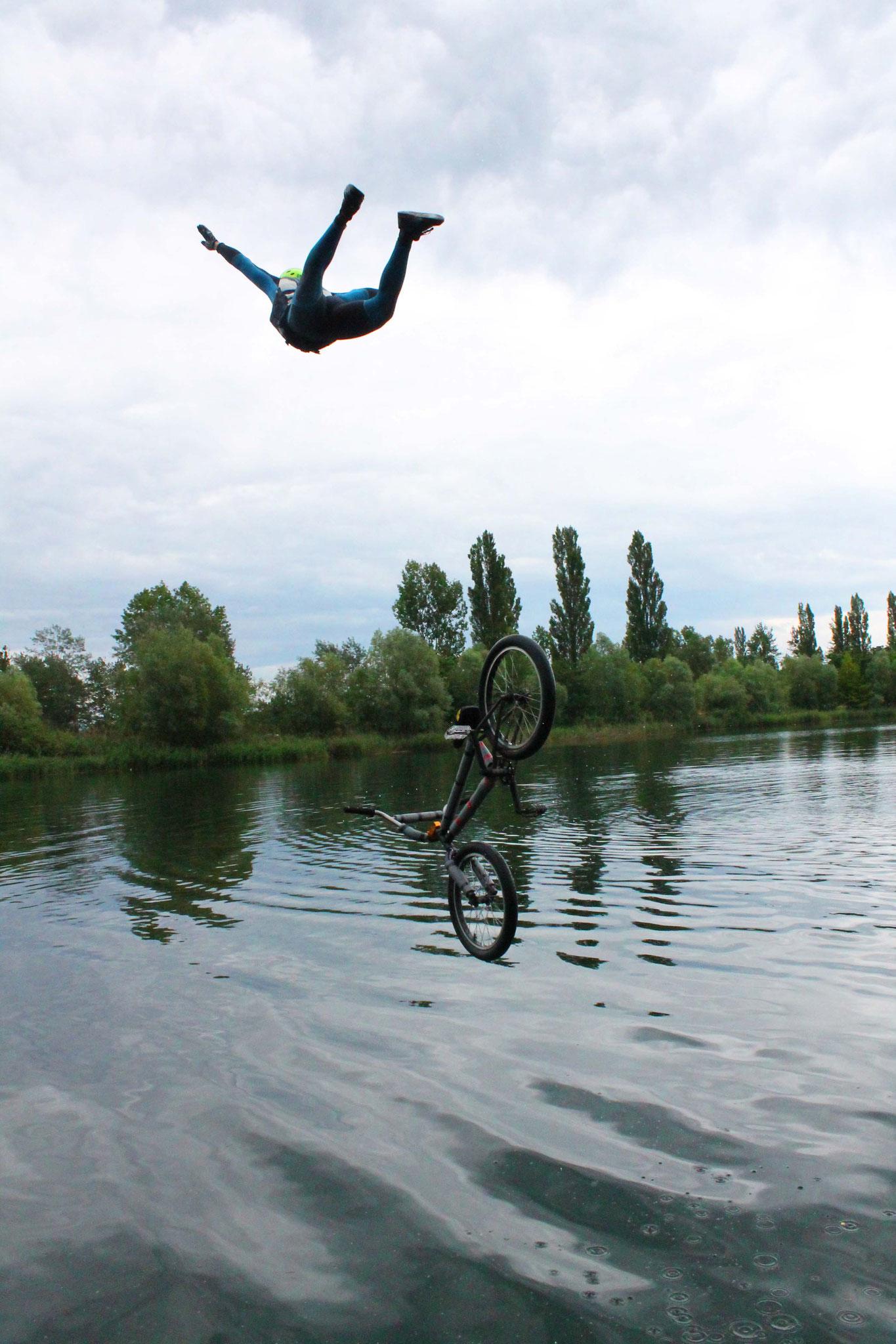 activité sportive eau