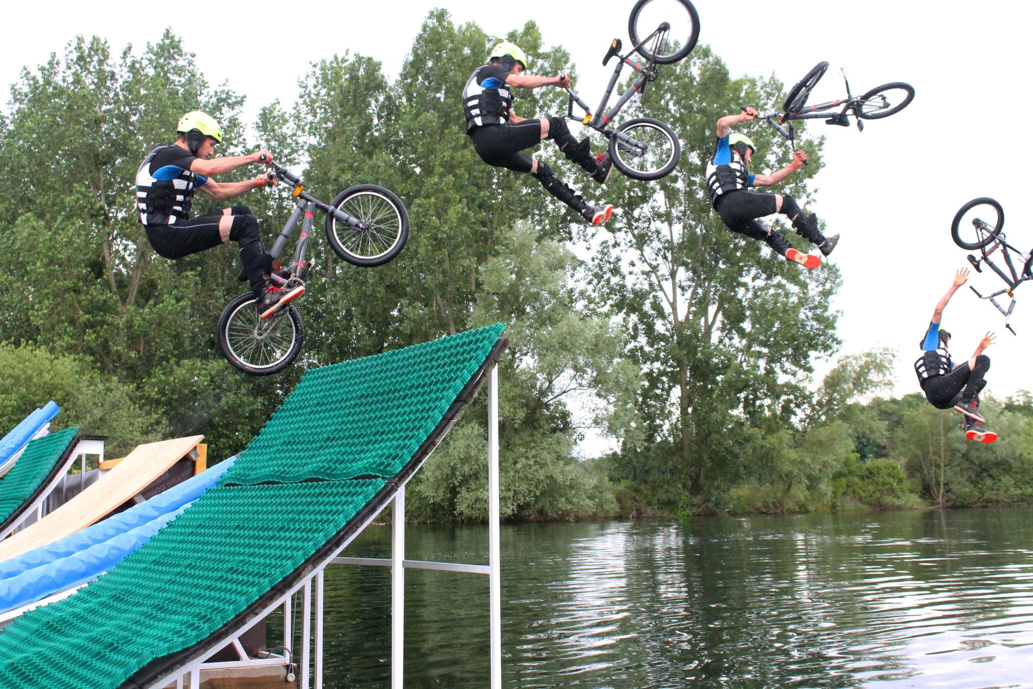 Activité rider Alsace