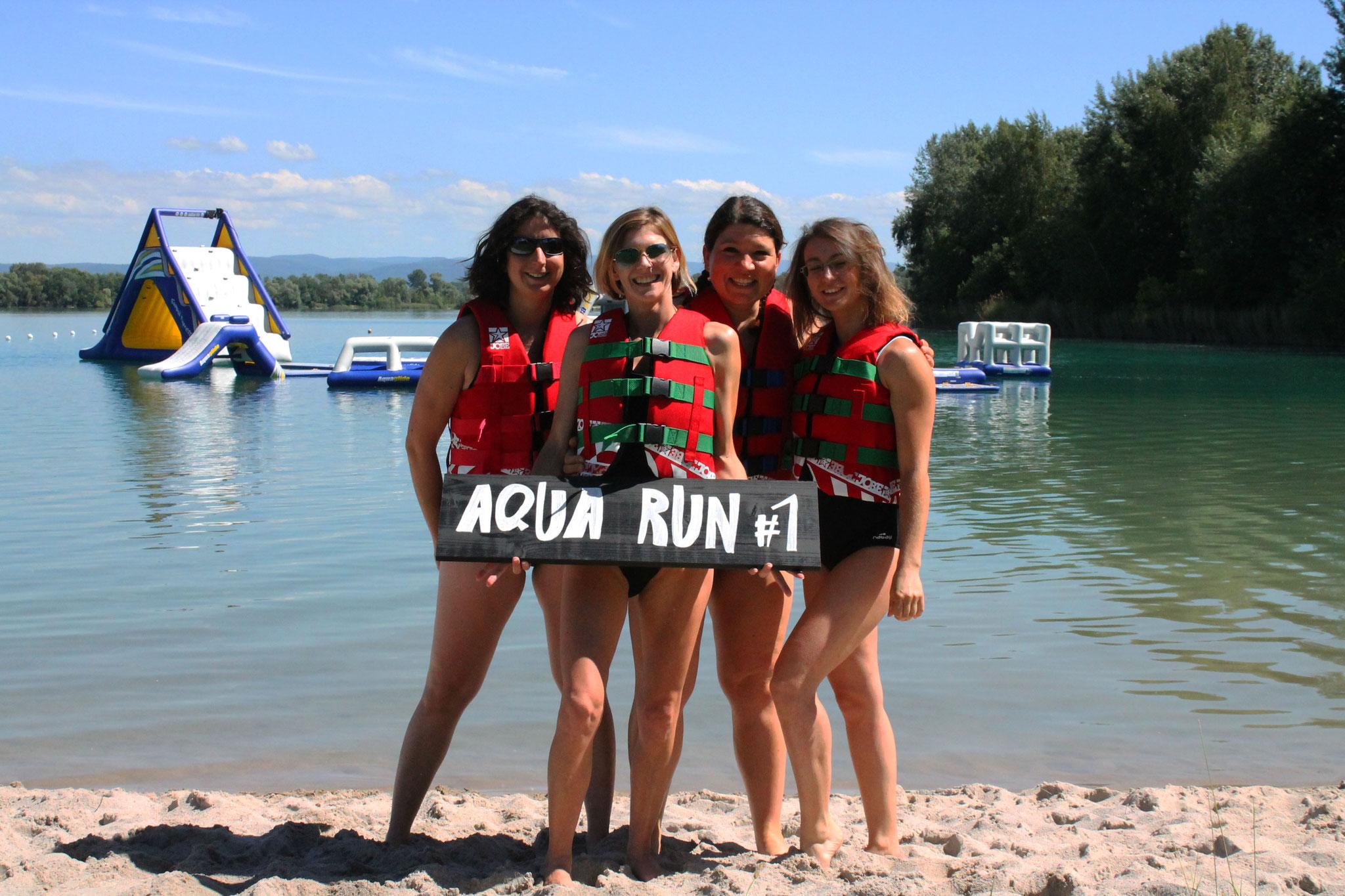 Sommercamp Wasser