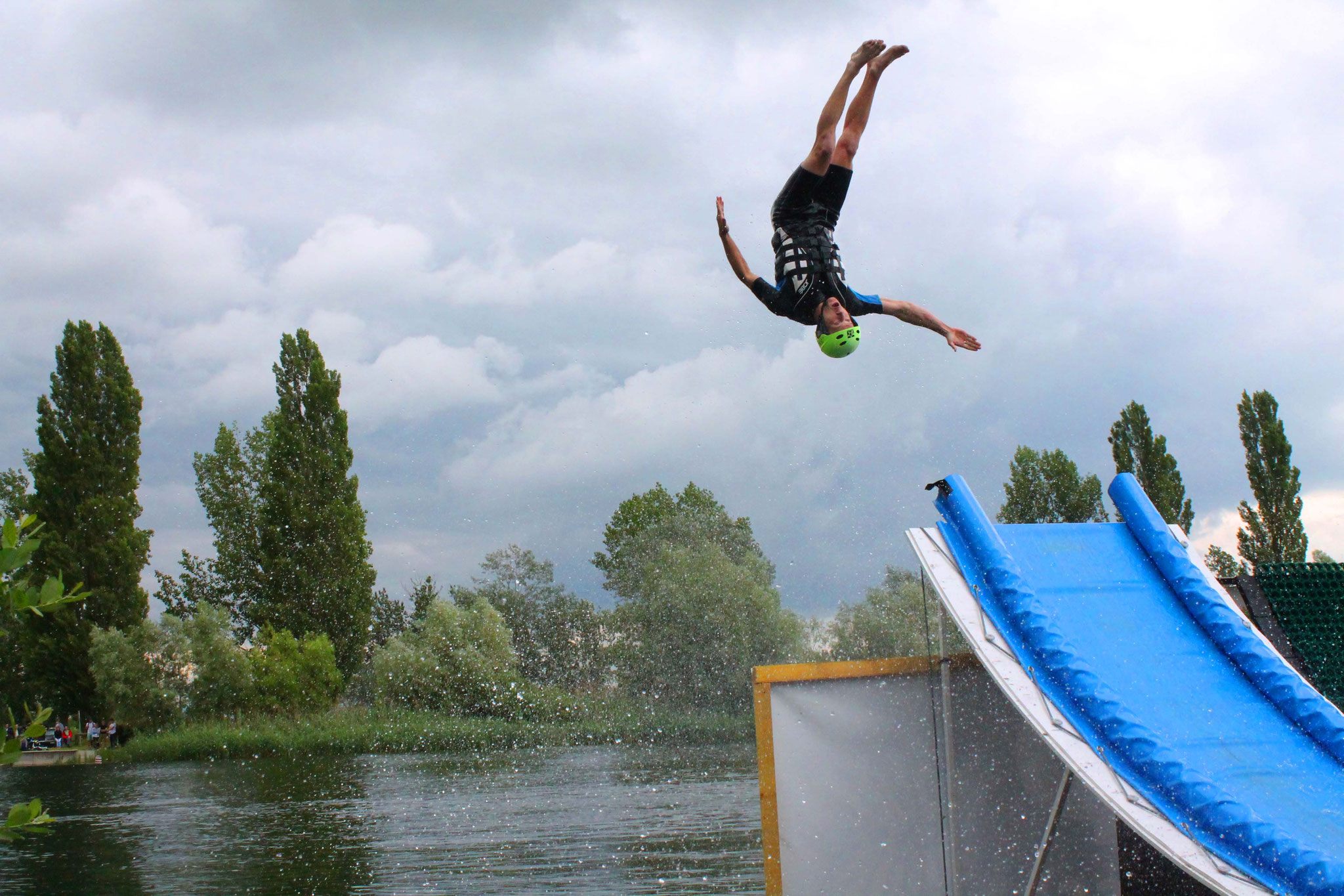 Water Jump Alsace