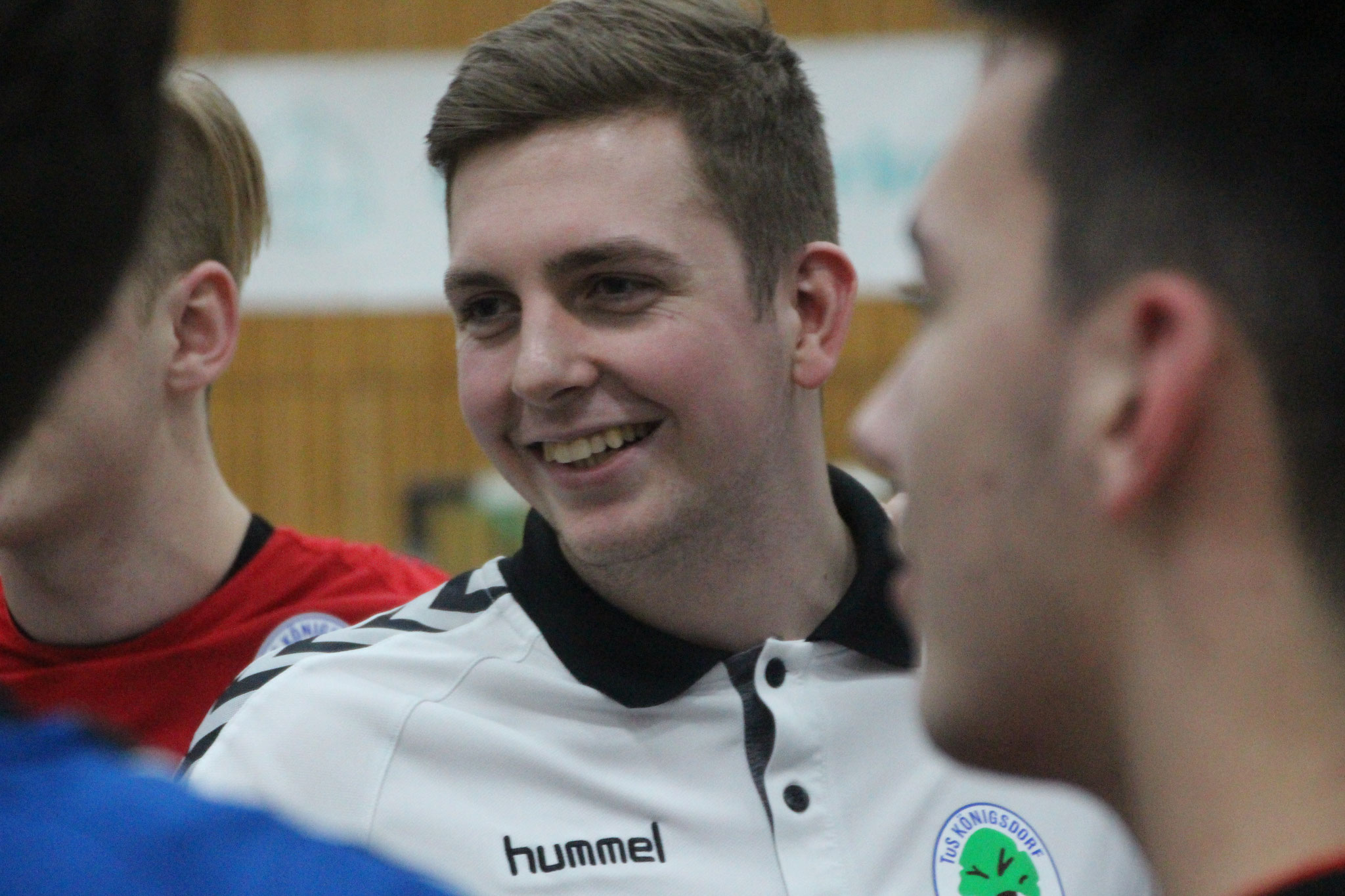 Trainer Ole Romberg, Foto: Andreas Hodapp