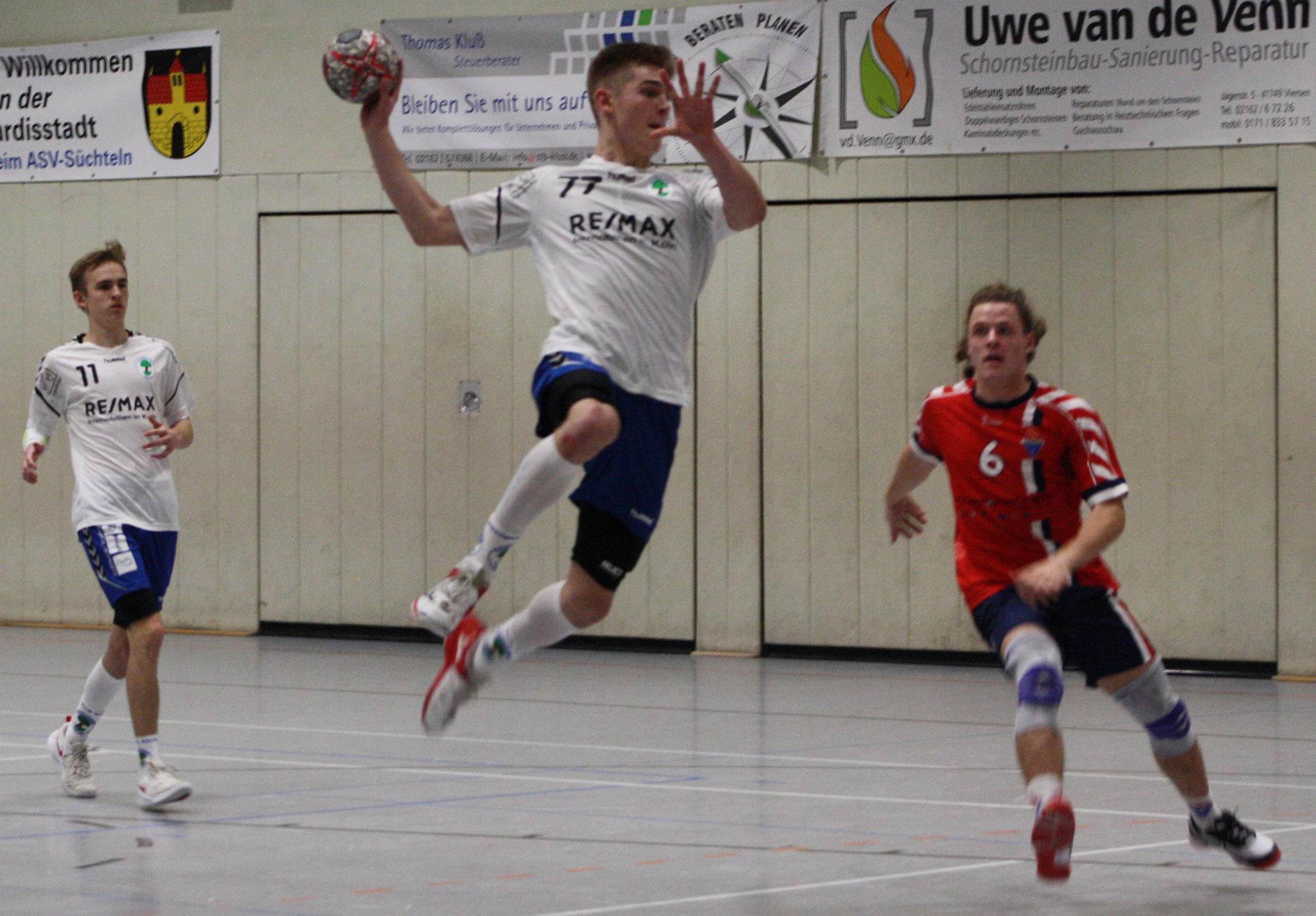 Mannschaftskapitän Julius Landmann fehlt in der Qualifikation mit einer Bänderverletzung. Foto: Karla Mertes