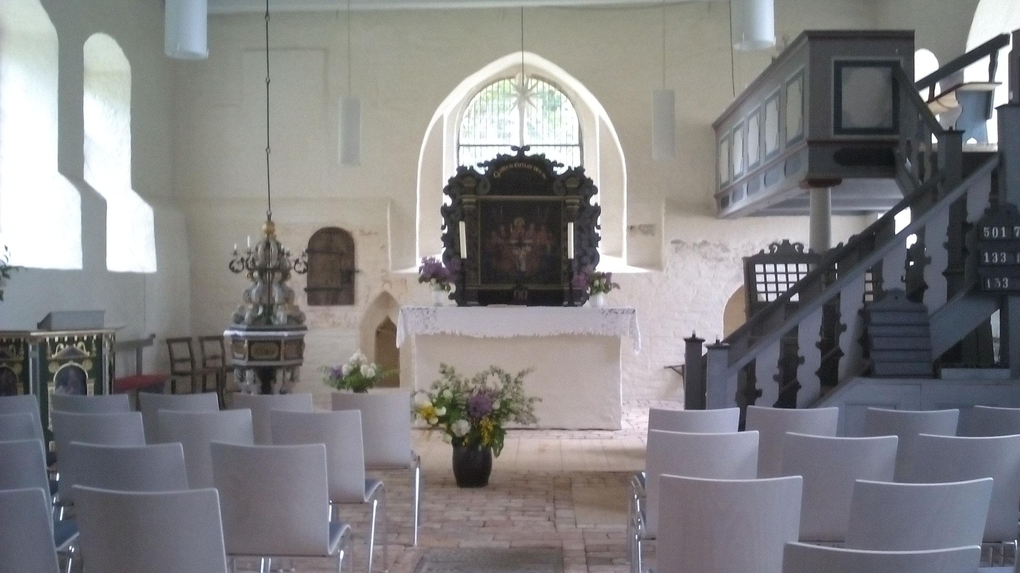 Wunderschöne Kirche