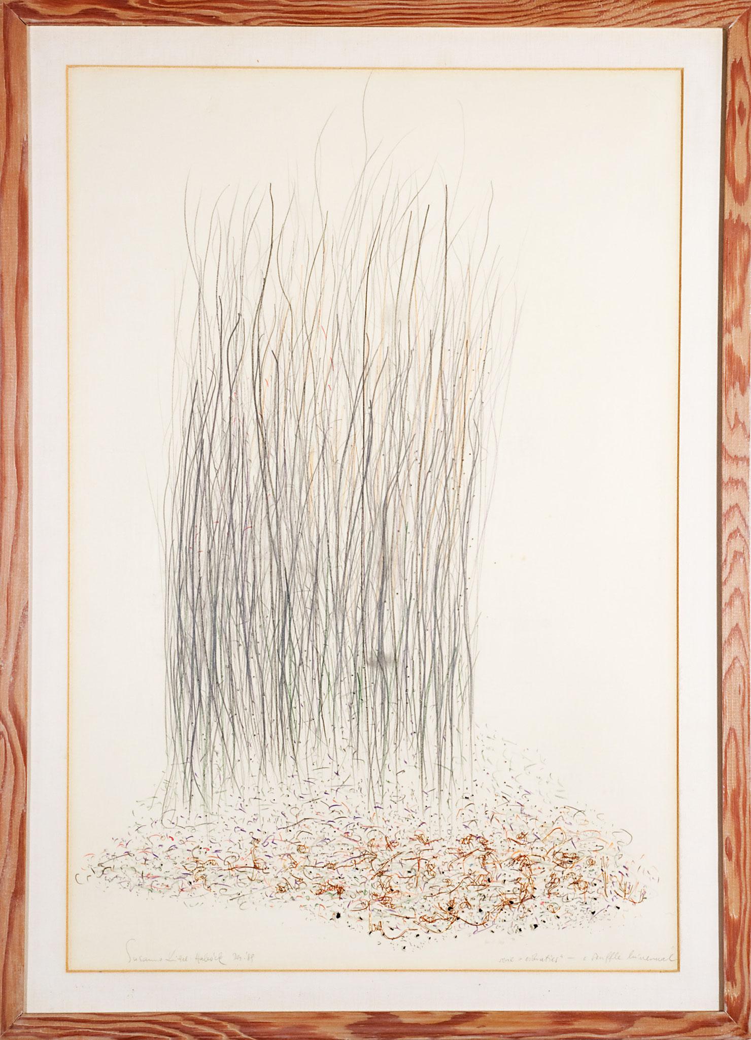 souffle hivernal (Winterwind)   (72x52cm)