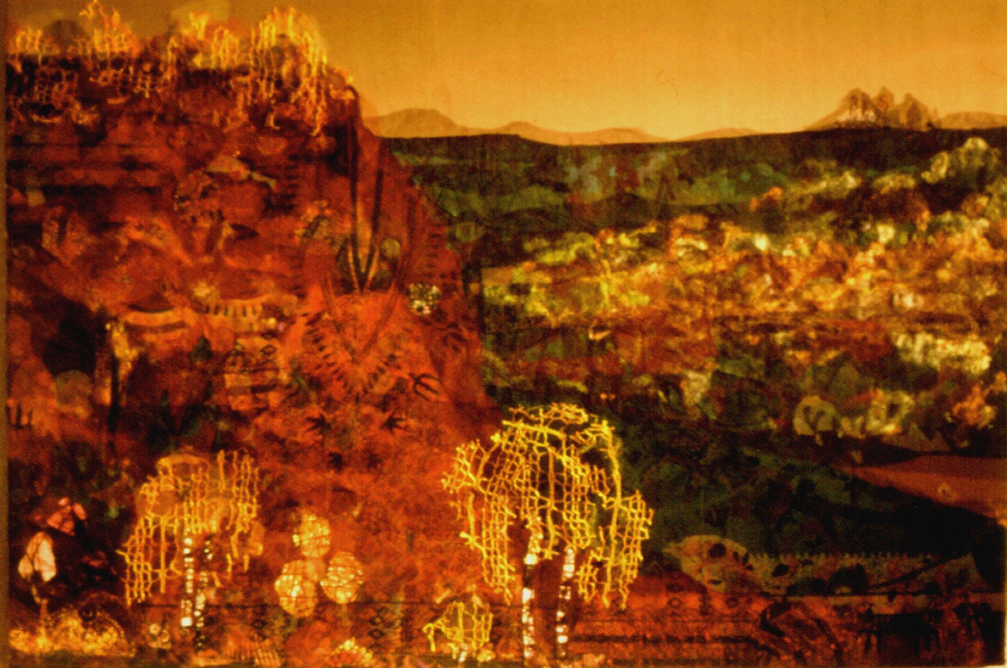 Traumlandschaft   (70x90cm)*