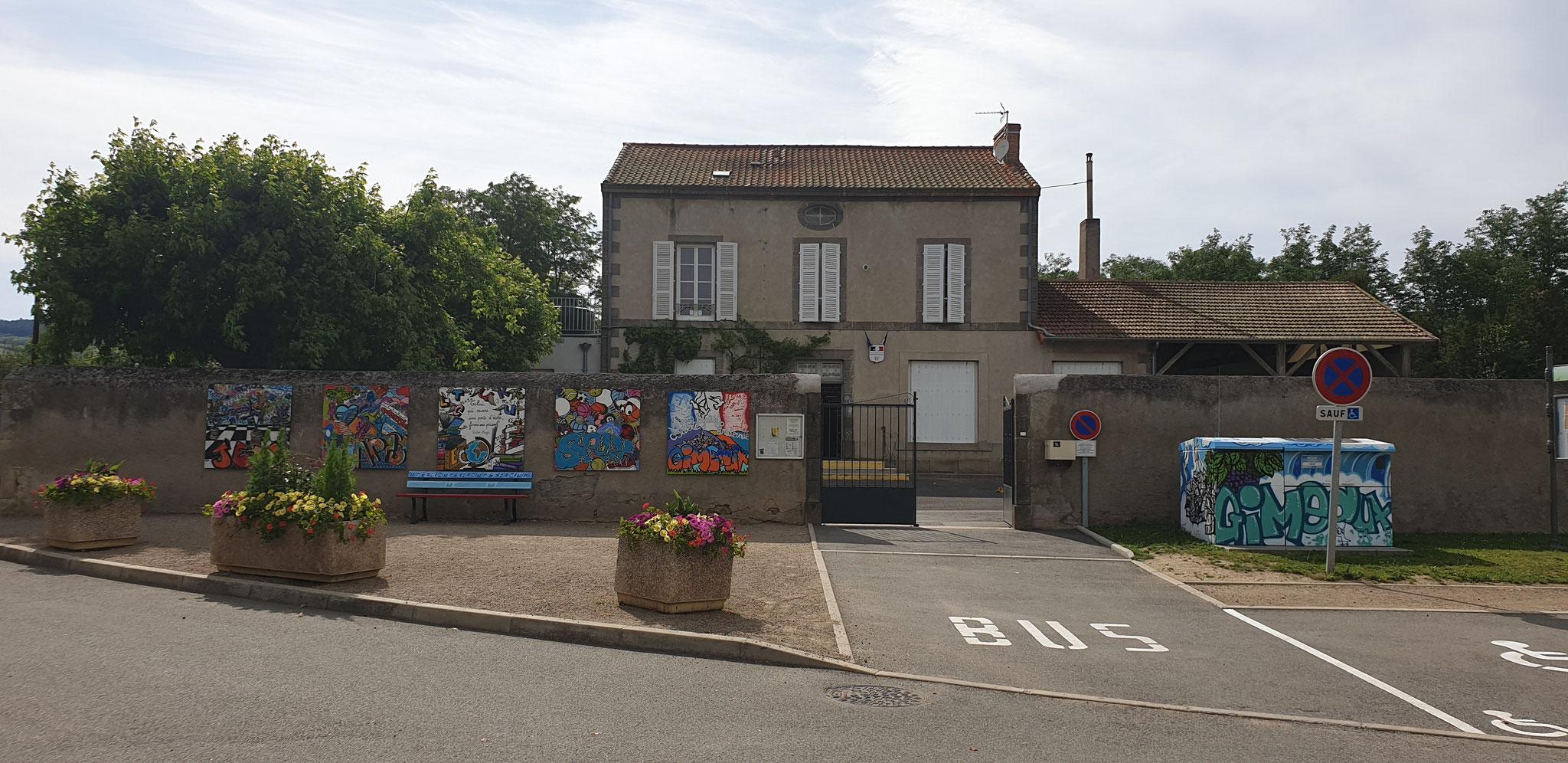 Ecole élémentaire de Gimeaux