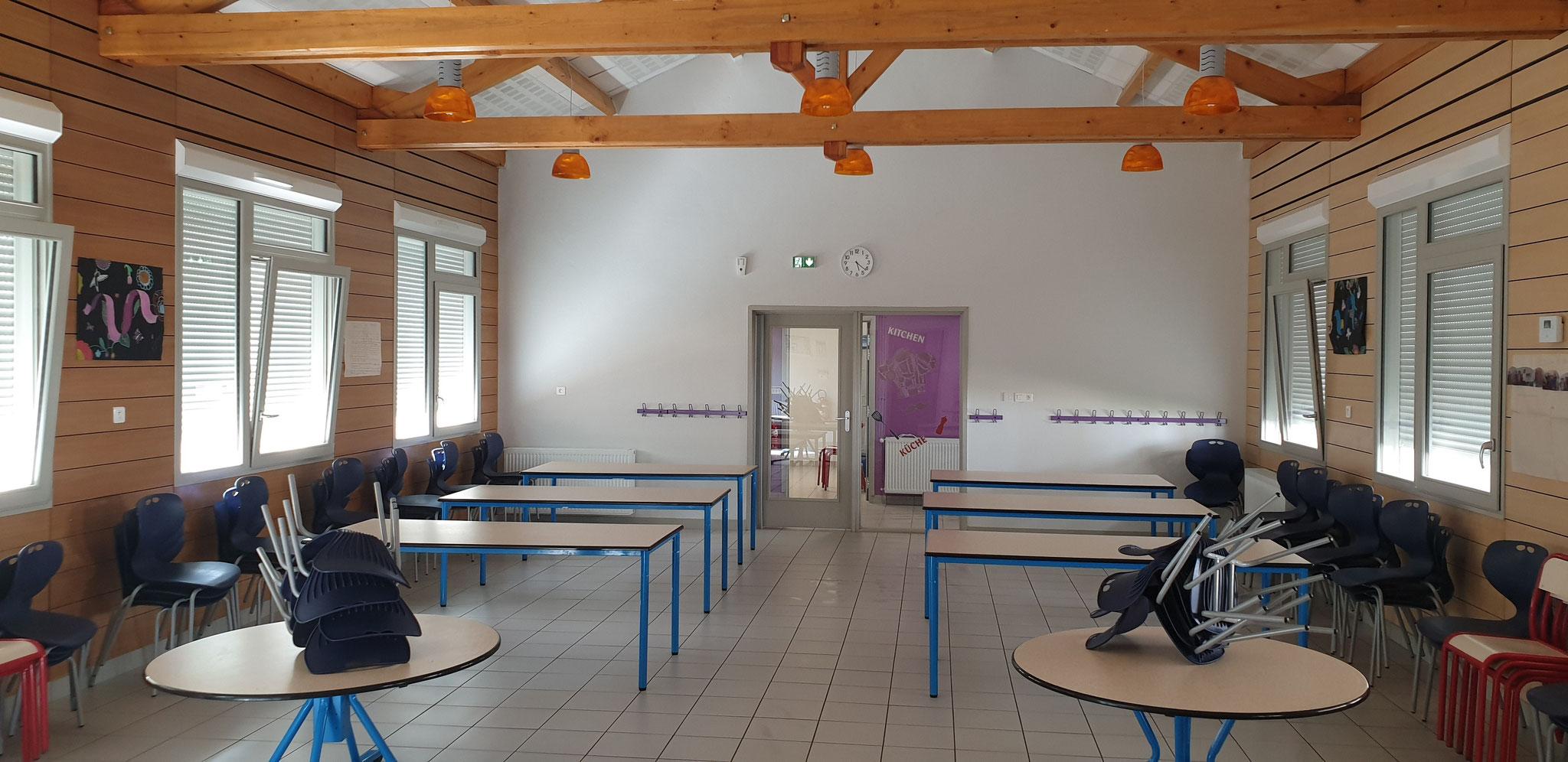 Restaurant scolaire (Ecole de Gimeaux)