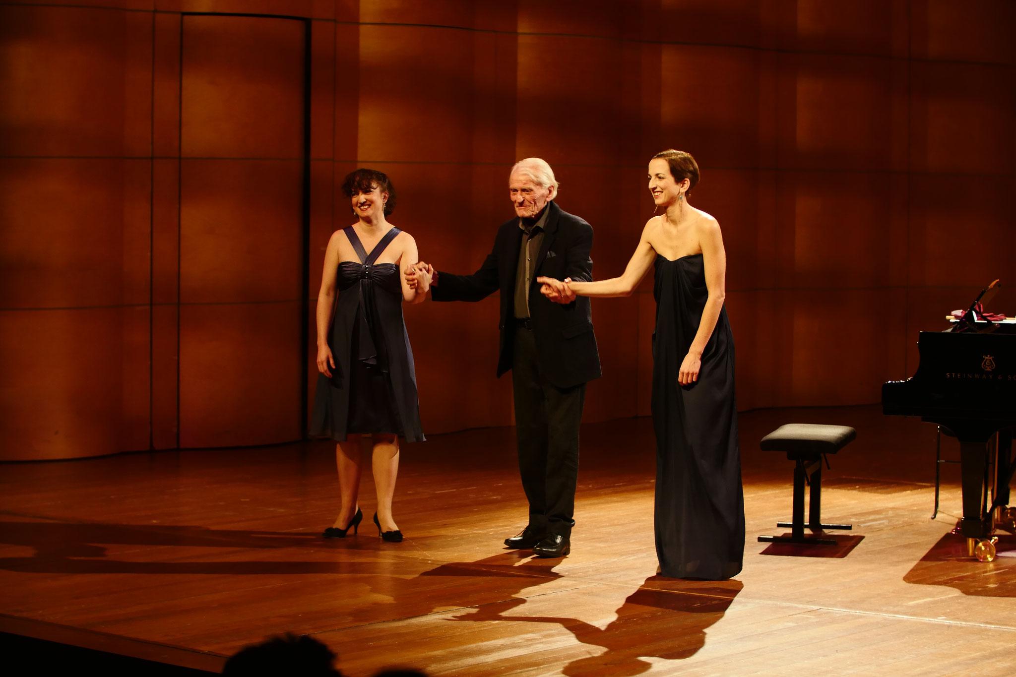 Concert de présentation du disque autour des poèmes de Lucien Guérinel