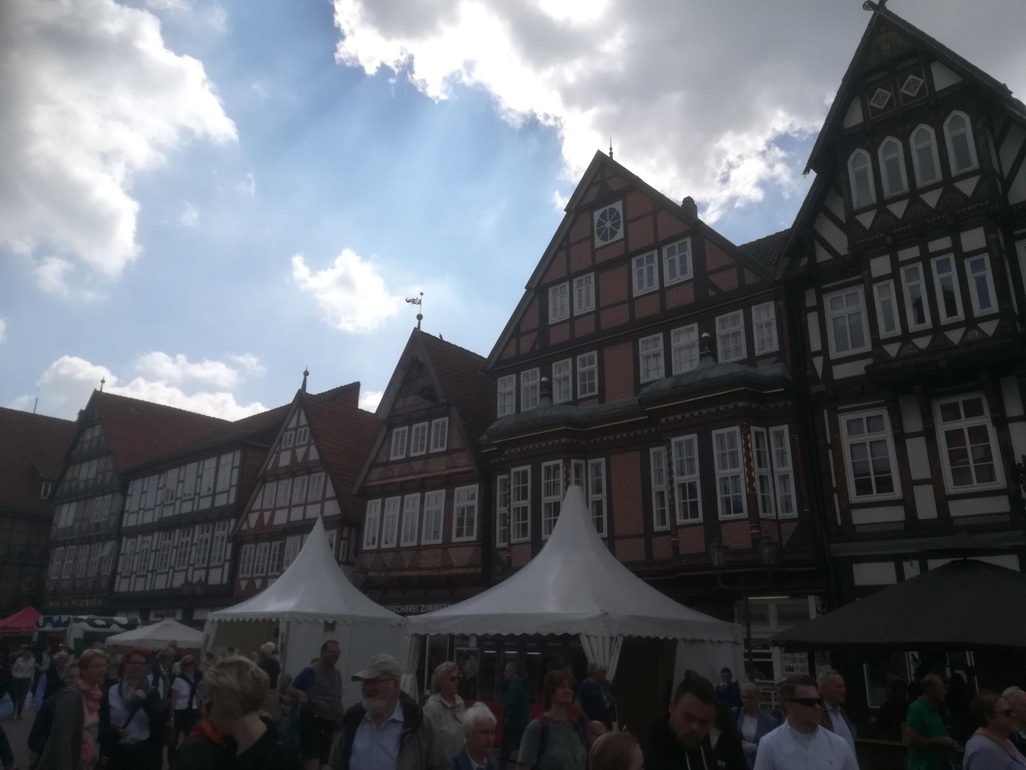 20. Mai 2017, Stechbahn in Celle