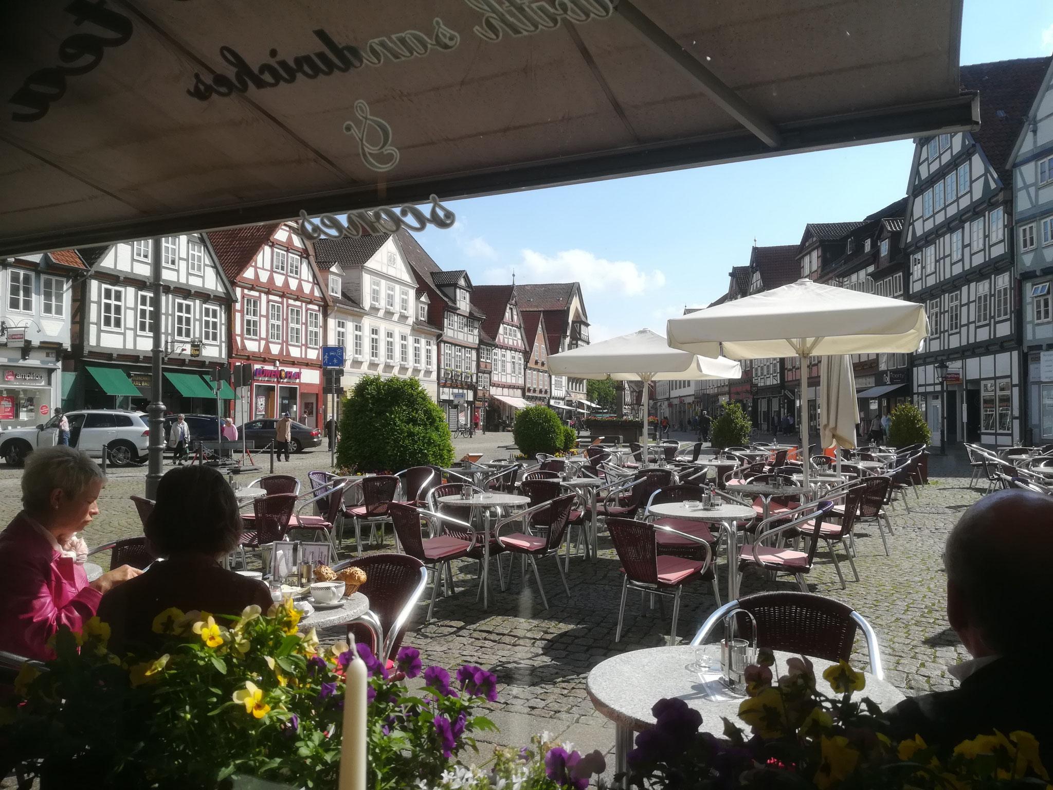 20. Mai 2017, Großer Plan in Celle