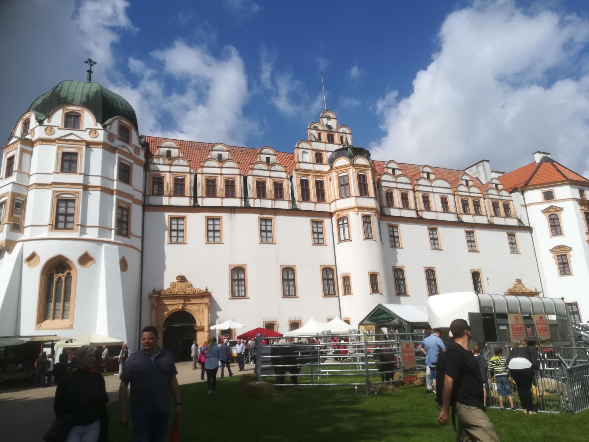 20. Mai 2017, Schloss Celle