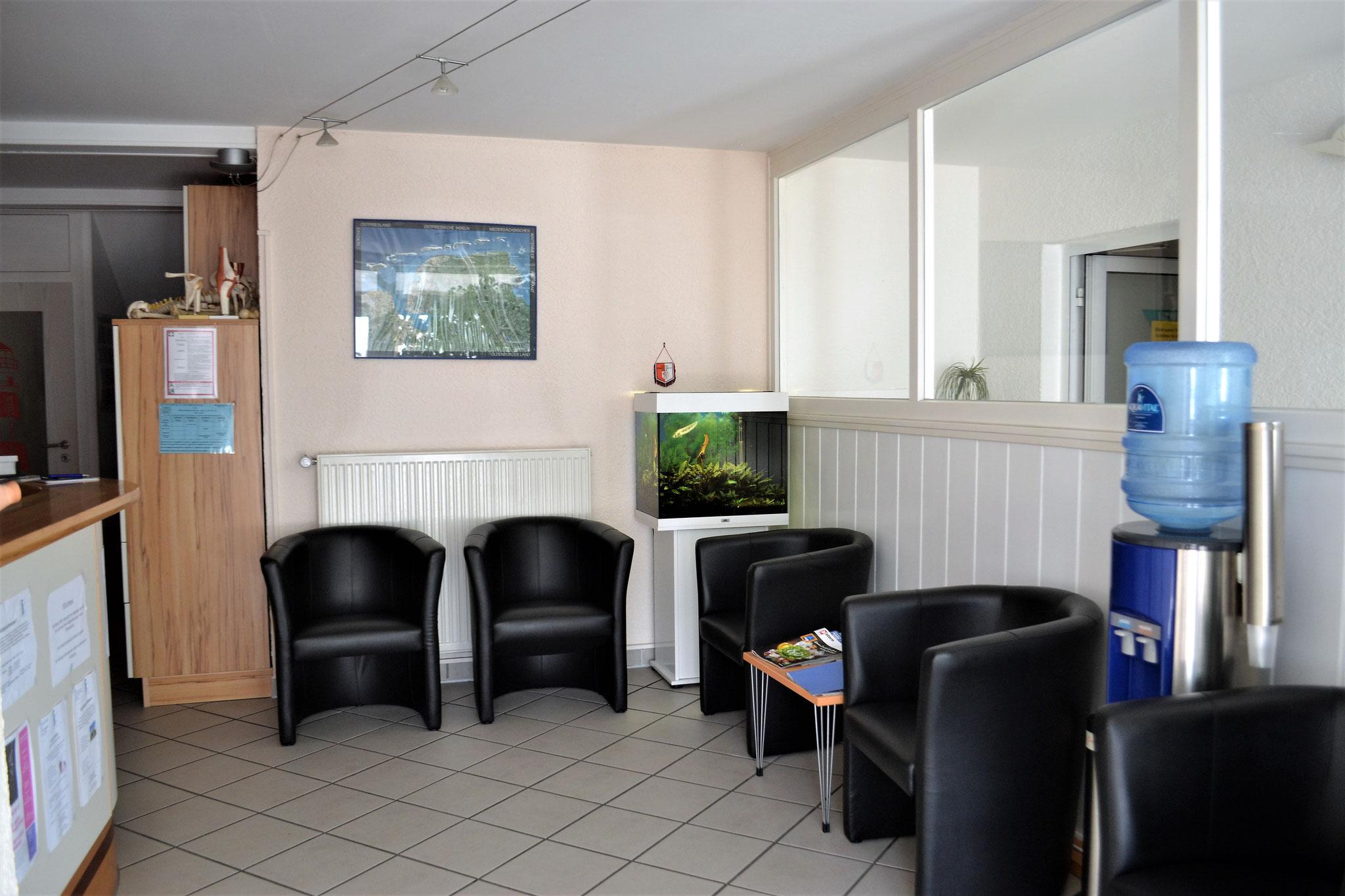 Eingangsbereich/Wartezimmer