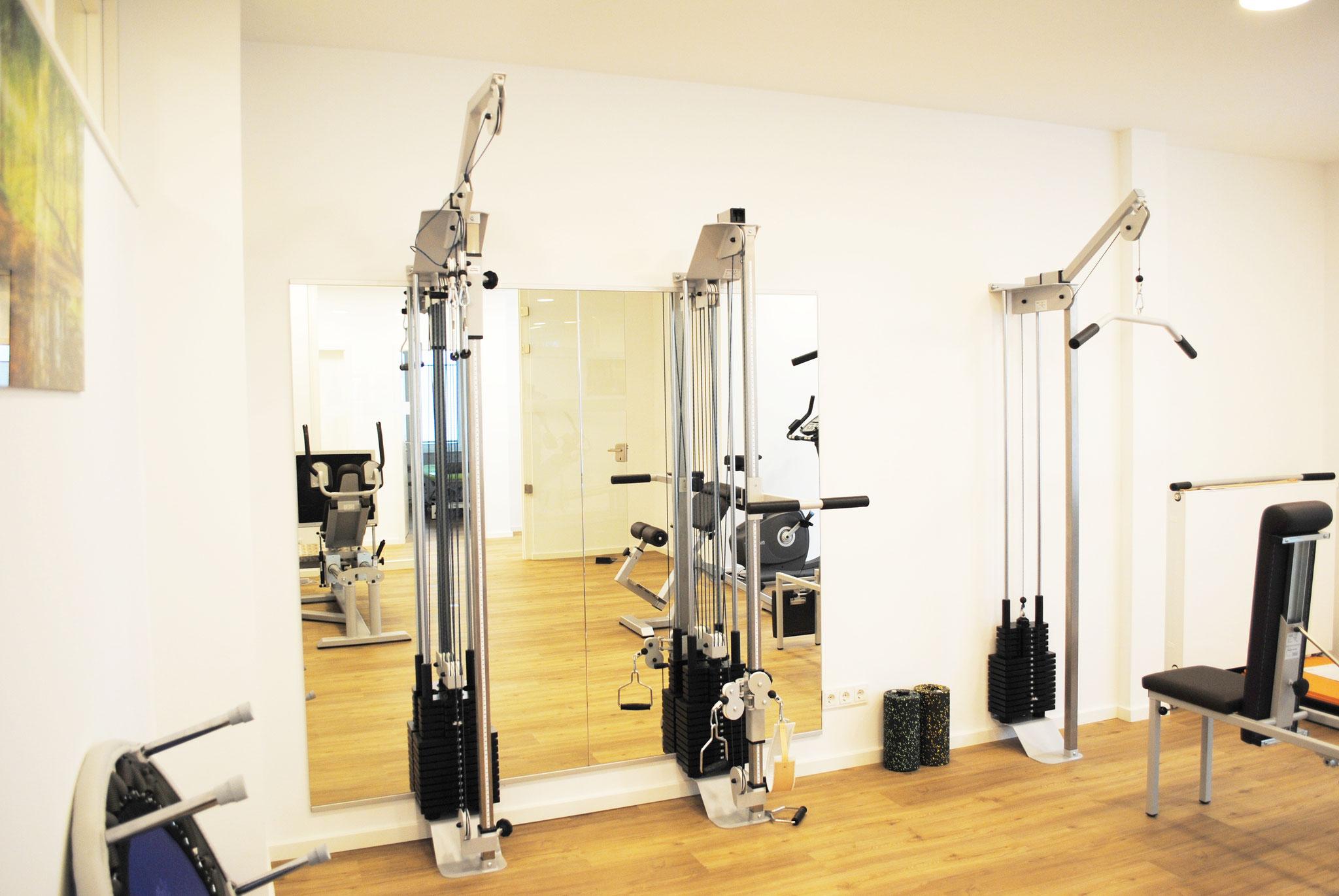 Trainingsräume