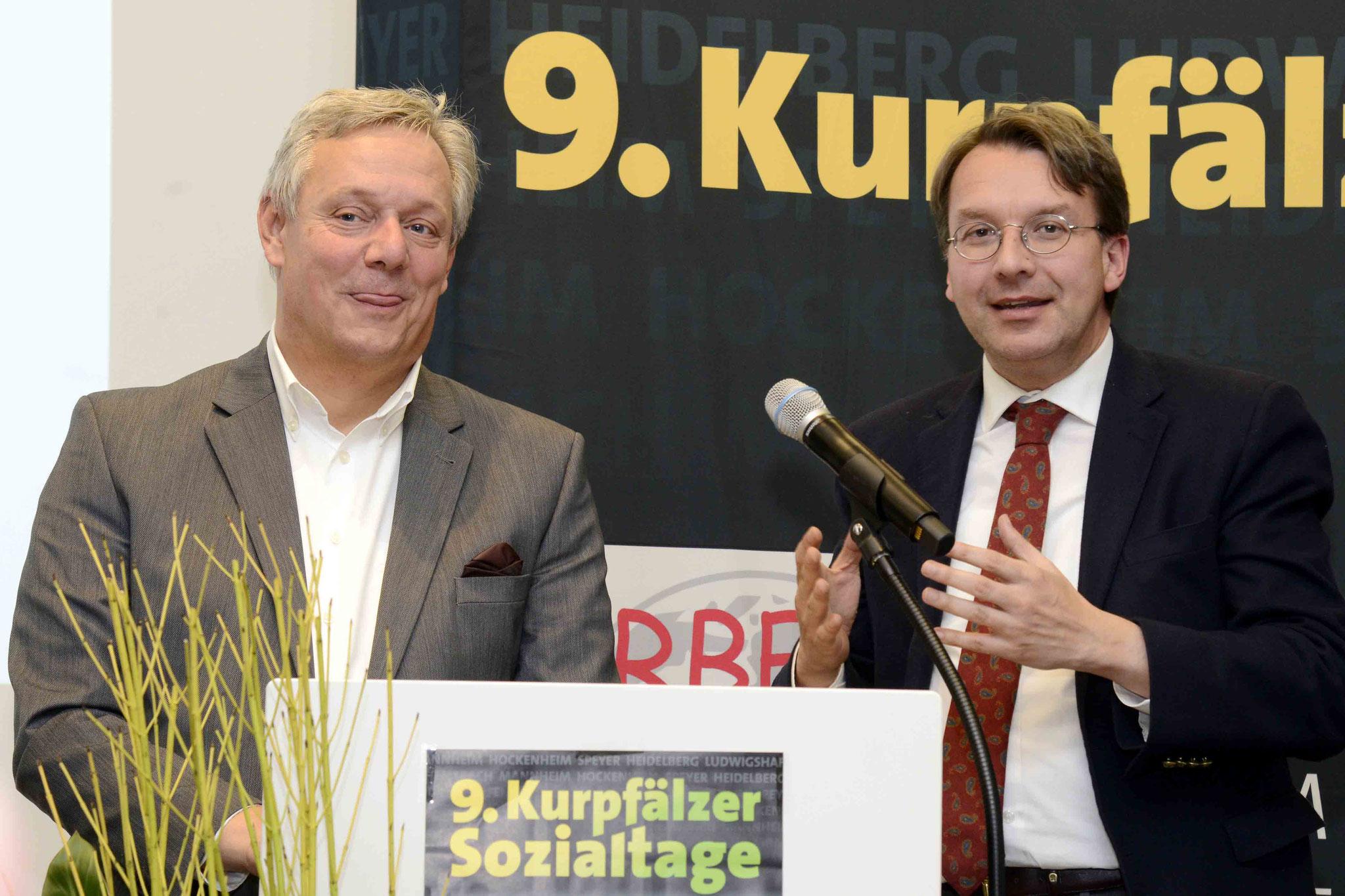 Prof. Dr. Felder, Dr. Gröpl, Bild: Copyright by Helmut G. Roos