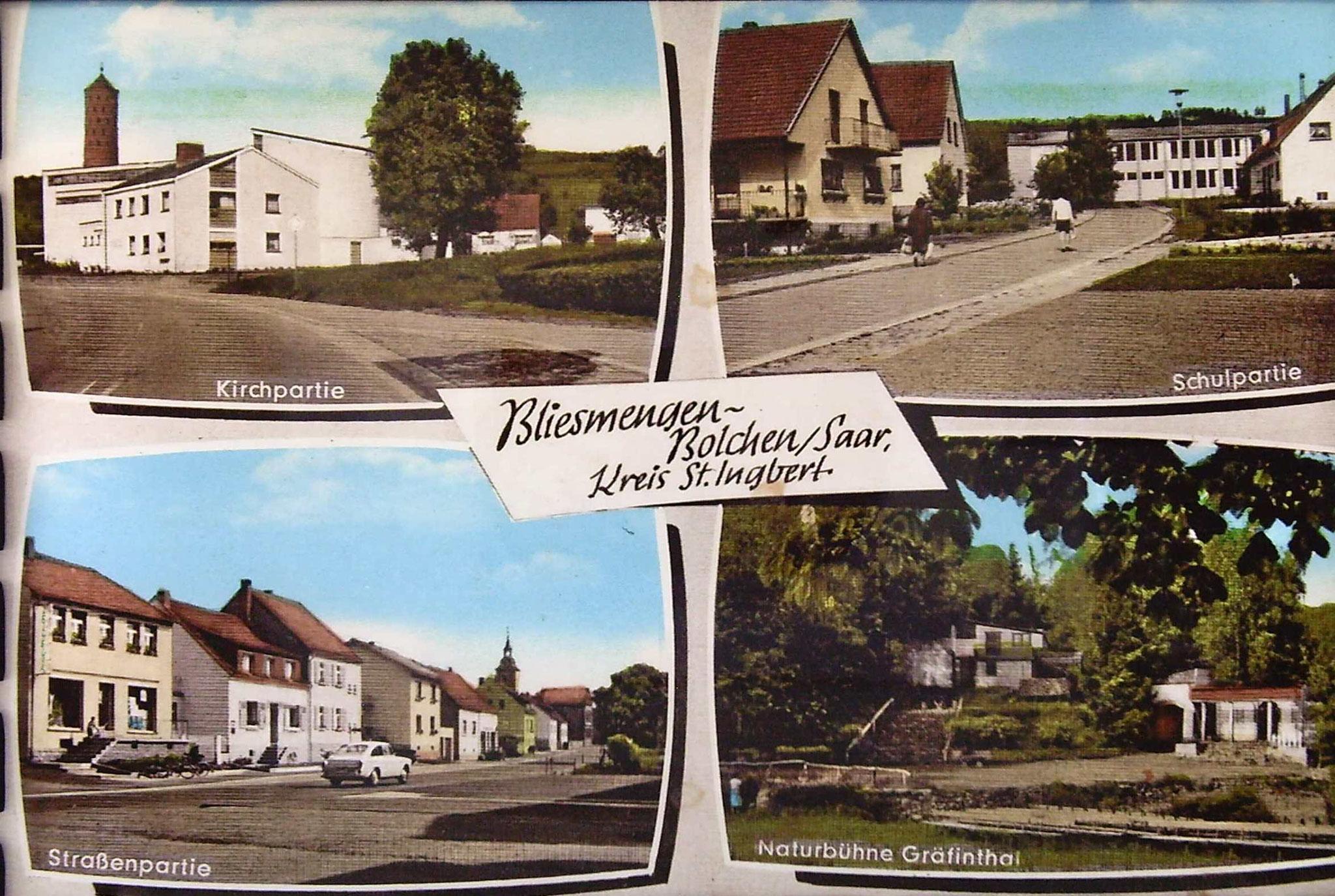 Ansichtskarte aus den 1970er-Jahren
