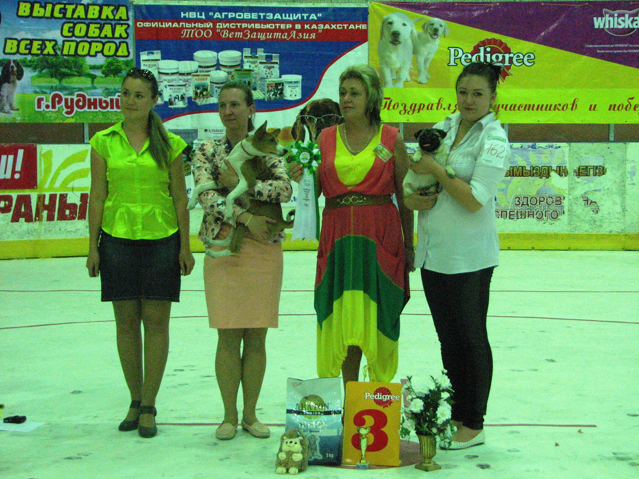 2014.05.31-06.01 2*NDS Rudny (Kazakhstan) - 2*BISBaby-III
