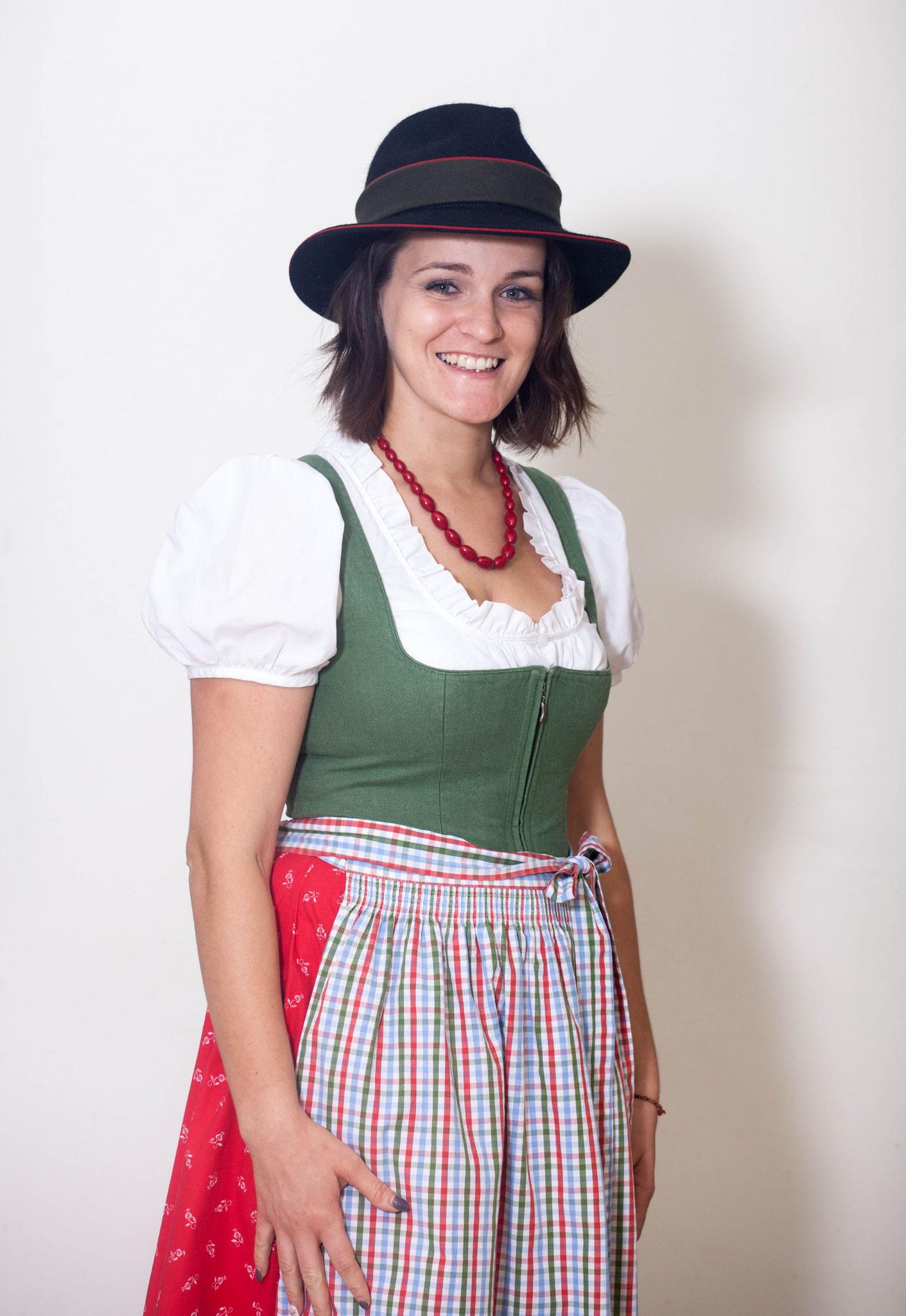 Christina Hatvan, Mitglied seit 2015
