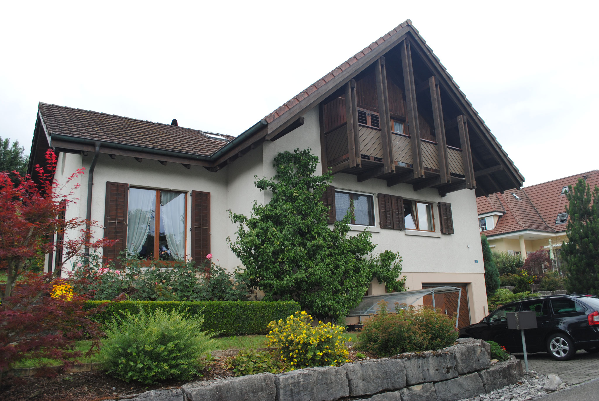 Haus in Gipf-Oberfrick