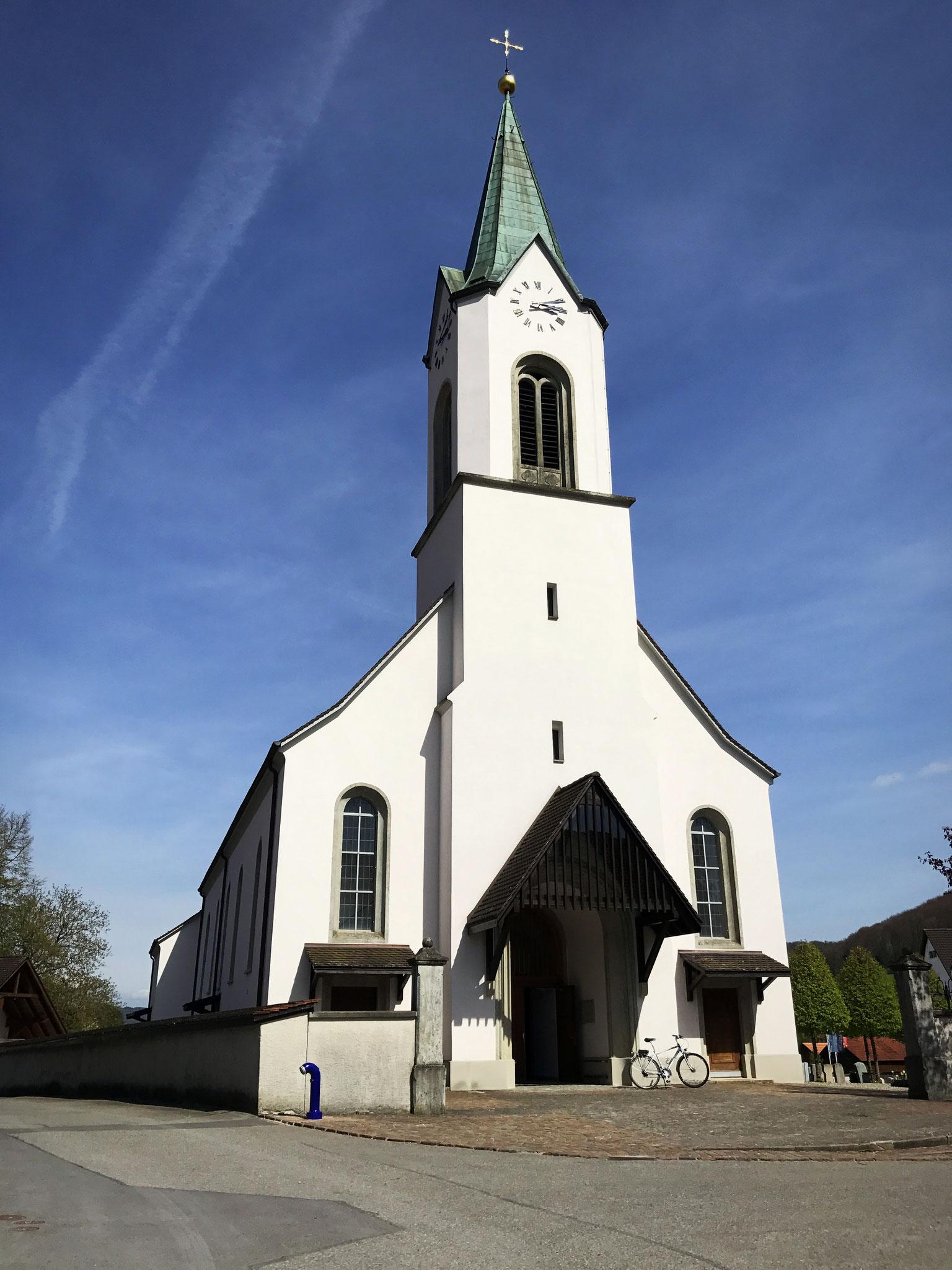 Katholische Kirche Wittnau: Renovation und Restauration