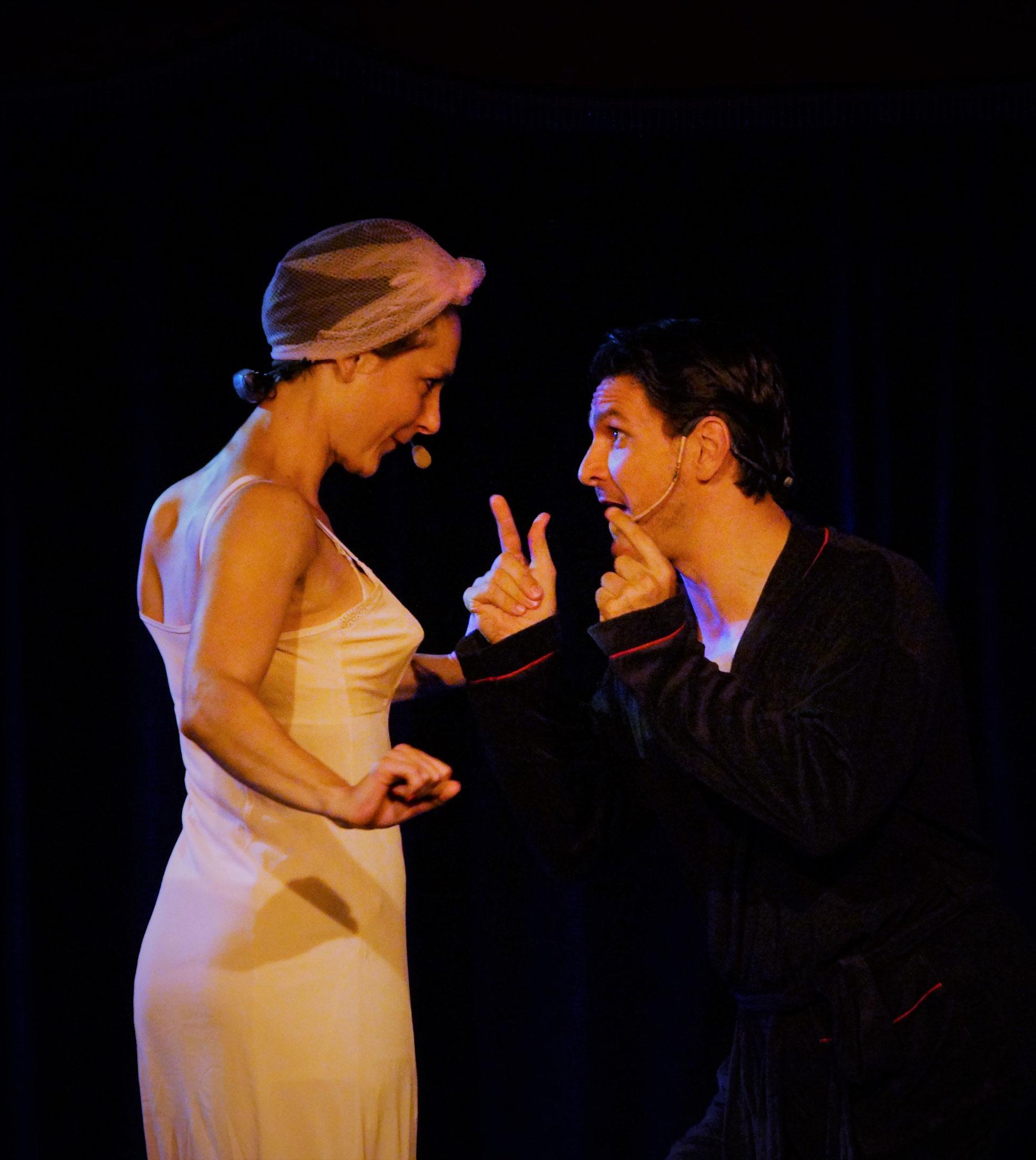 Gil Tonic im Duett mit Leopold Lobkowicz von Hassenstein