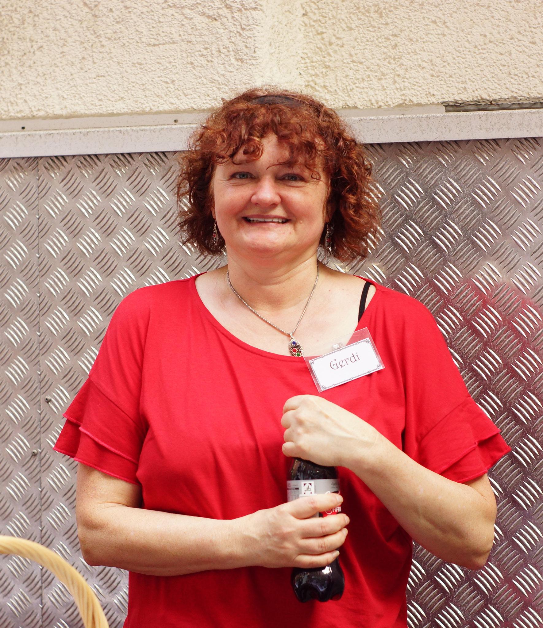 Unsere Ehrenamtlichen Helfer - Vielen Dank an Gerdi