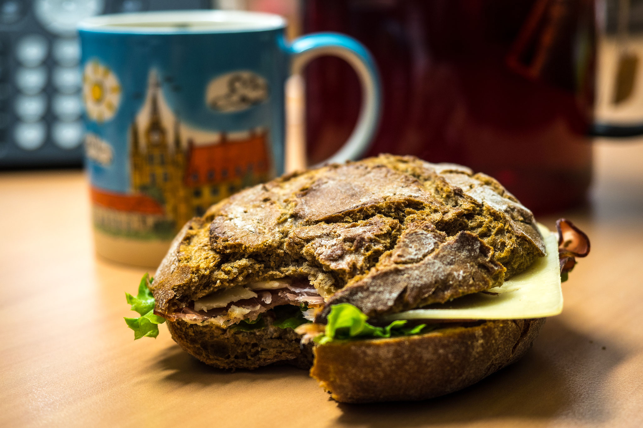 Babblfisch: Frühstücksbrötchen