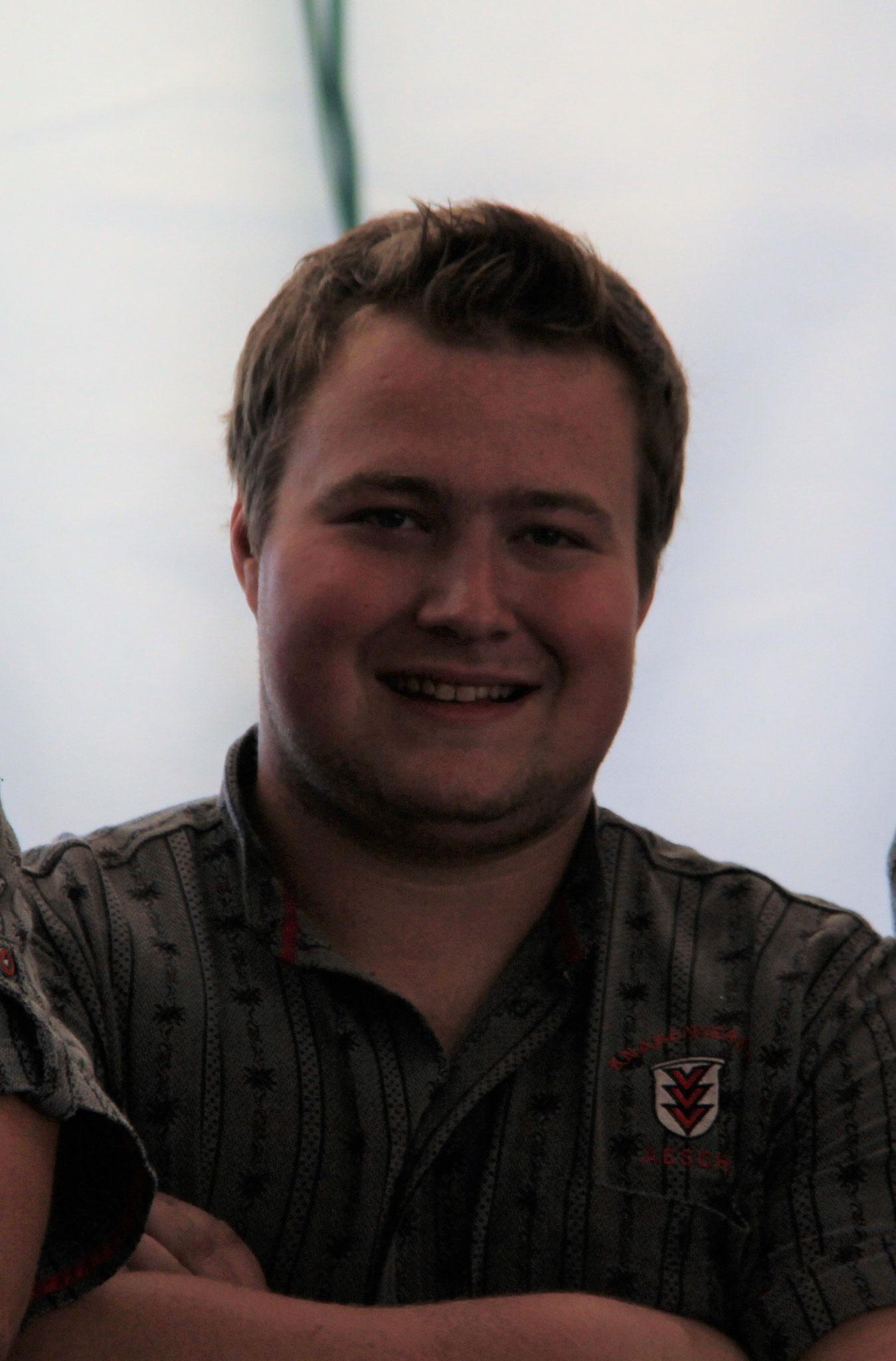 Lukas Hofstetter / Kassier