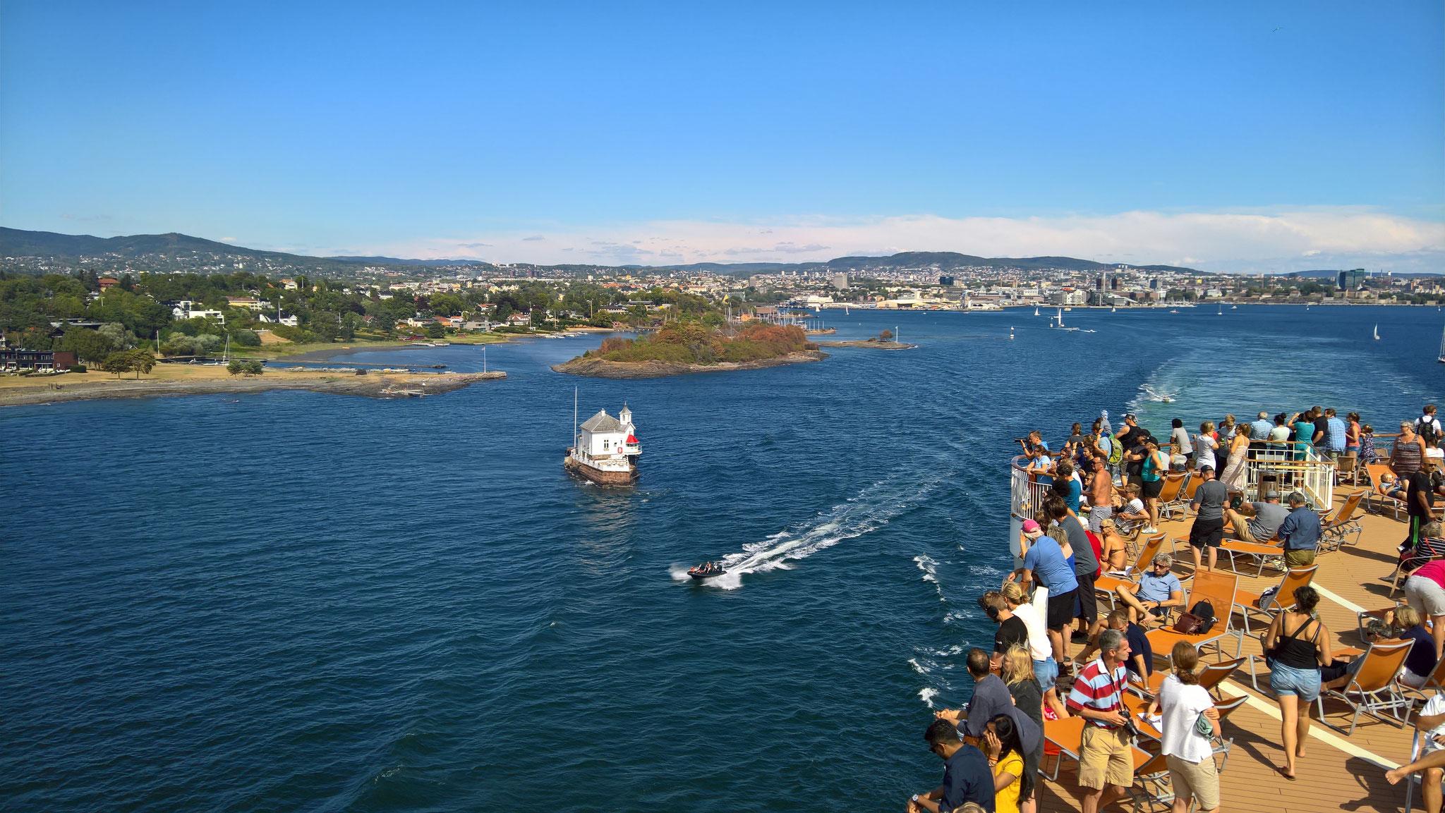 Rückblick auf Oslo