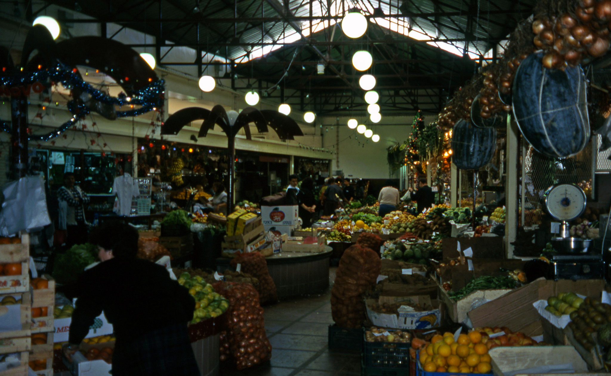 Mercado in Funchal