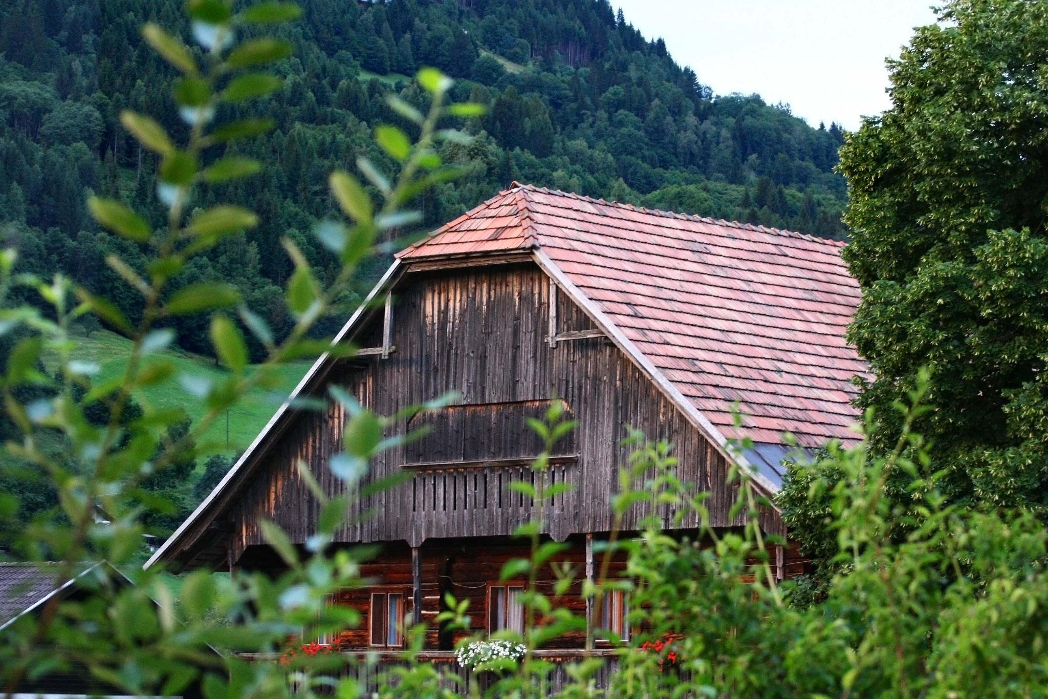 Bauernhaus in Arriach