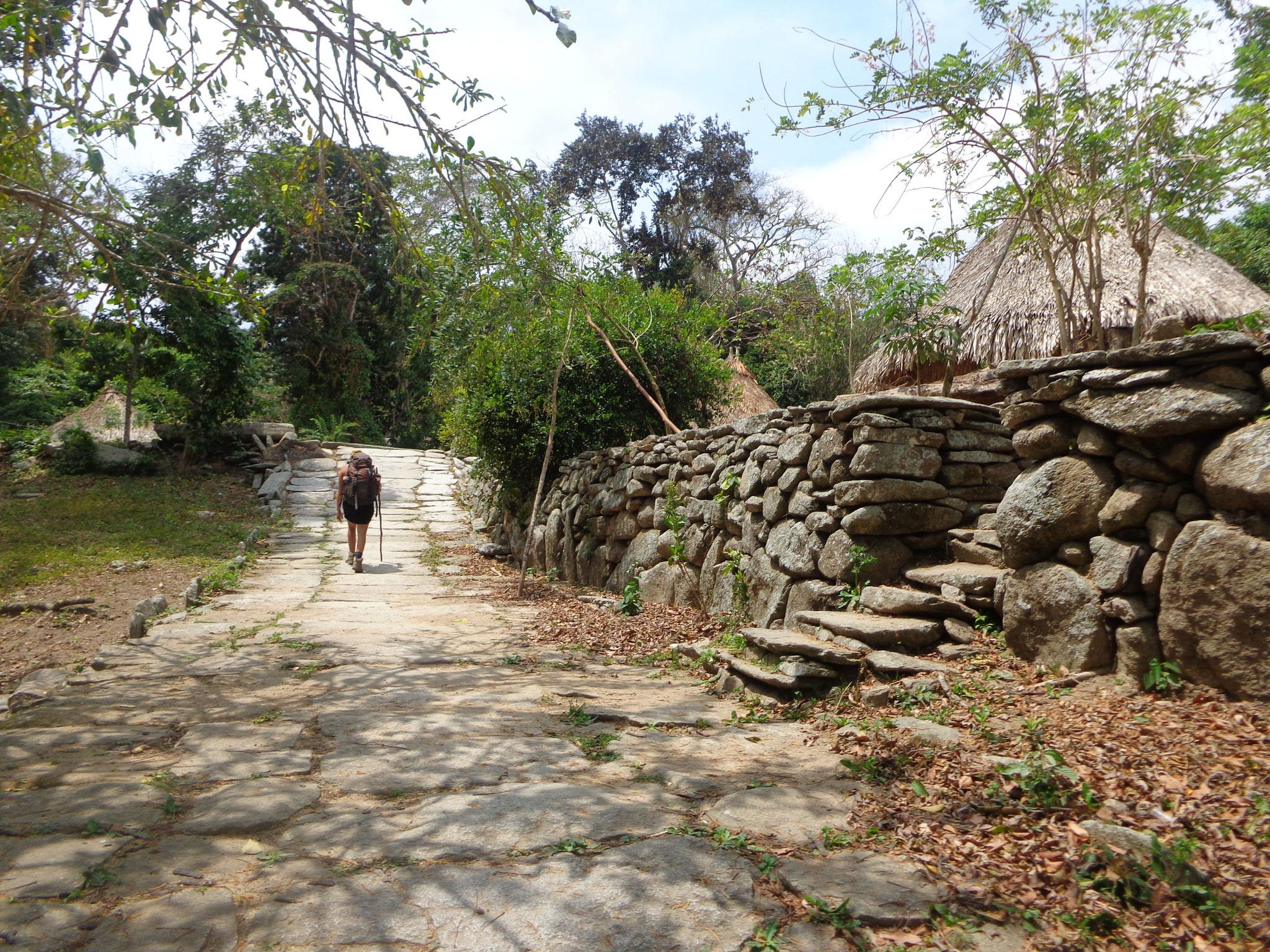 Les villages indigènes
