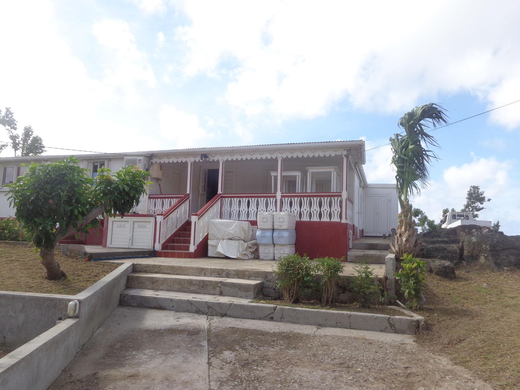 Logement n°4, la casa typique