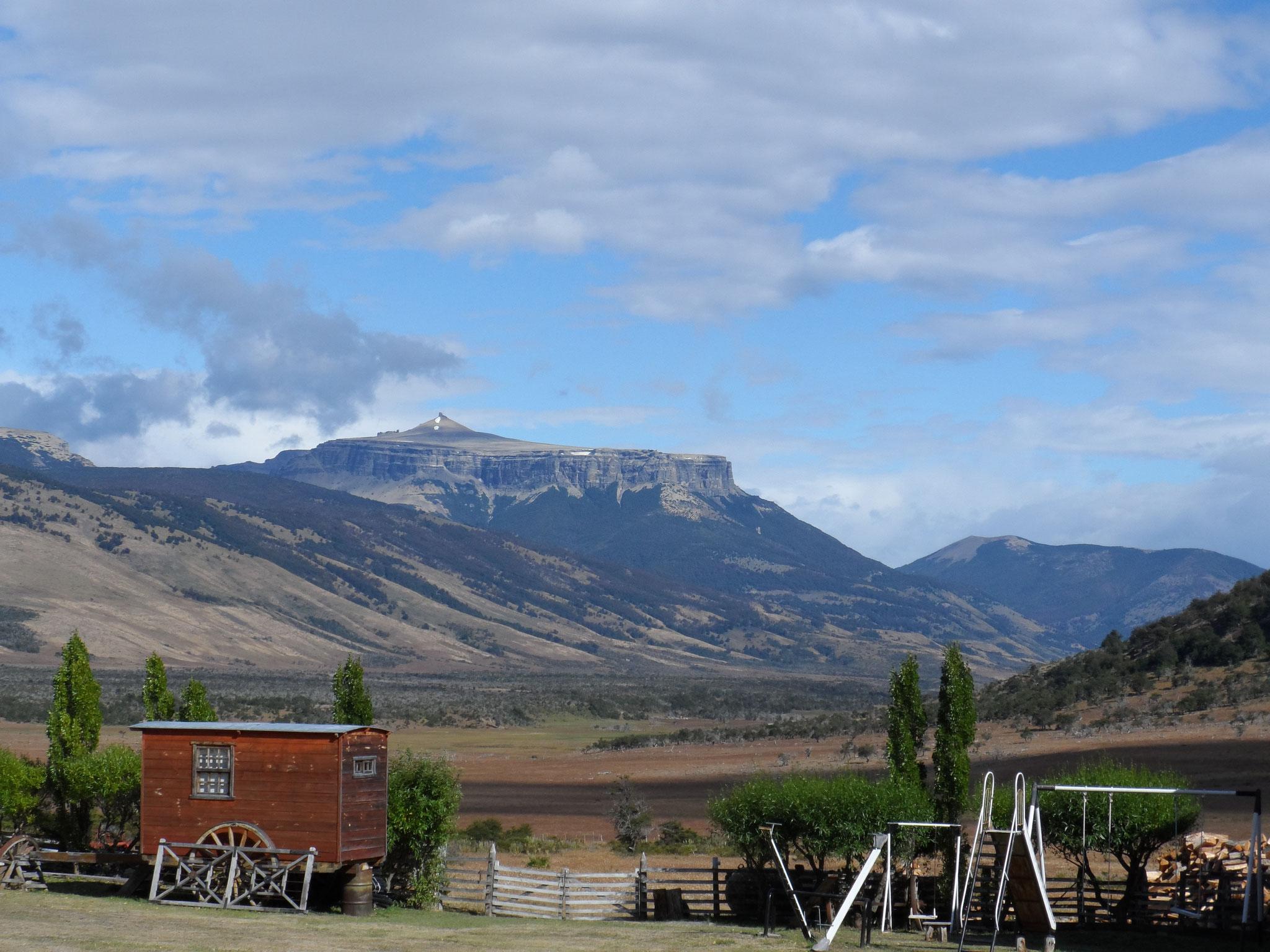 pres du Torres Del Paine