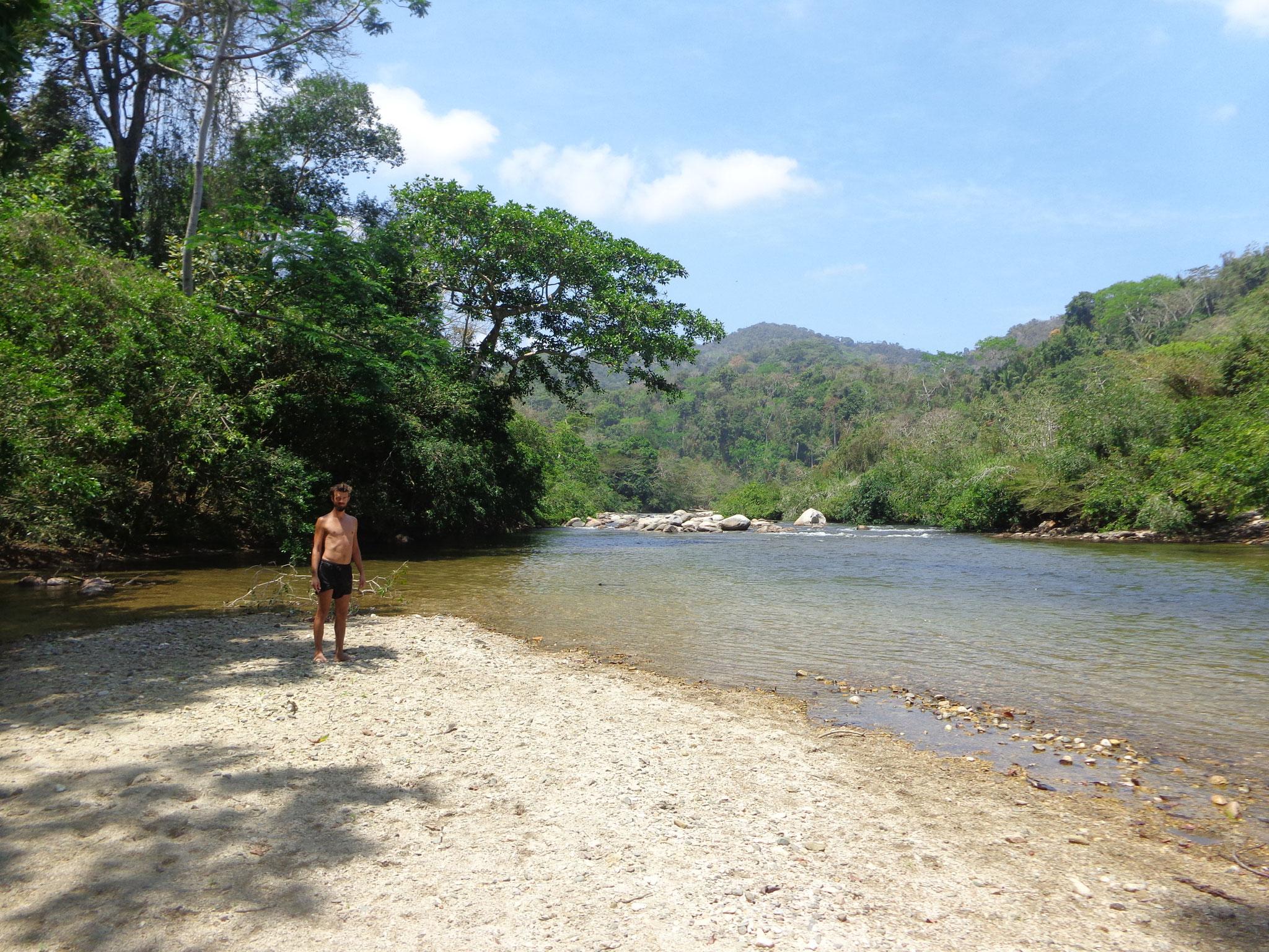 Les rios aux eaux rafraichissantes