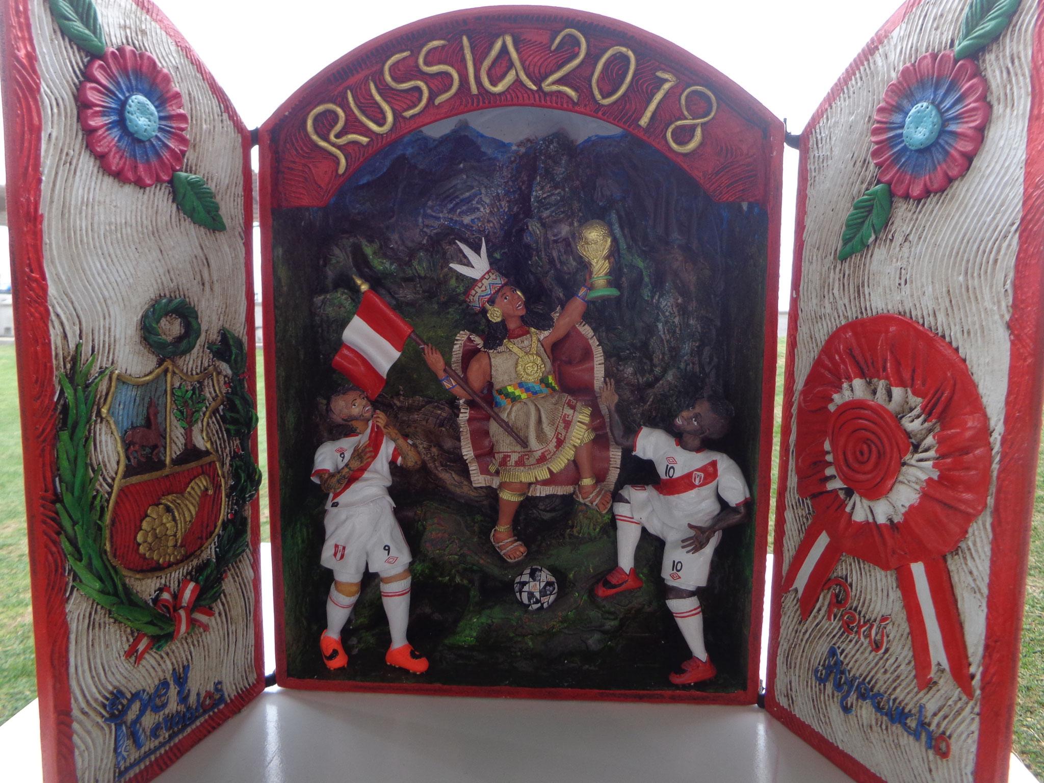 la coupe du monde... locale!