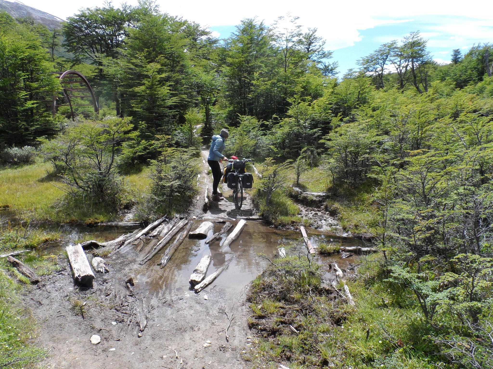 6km a pied entre Chili et Argentine