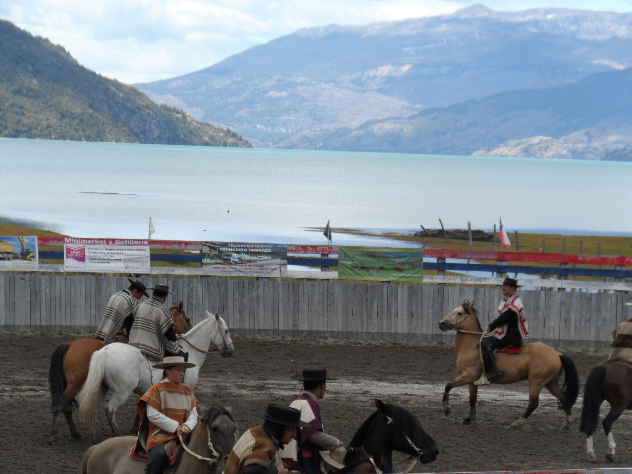 Le rodeo, sport national