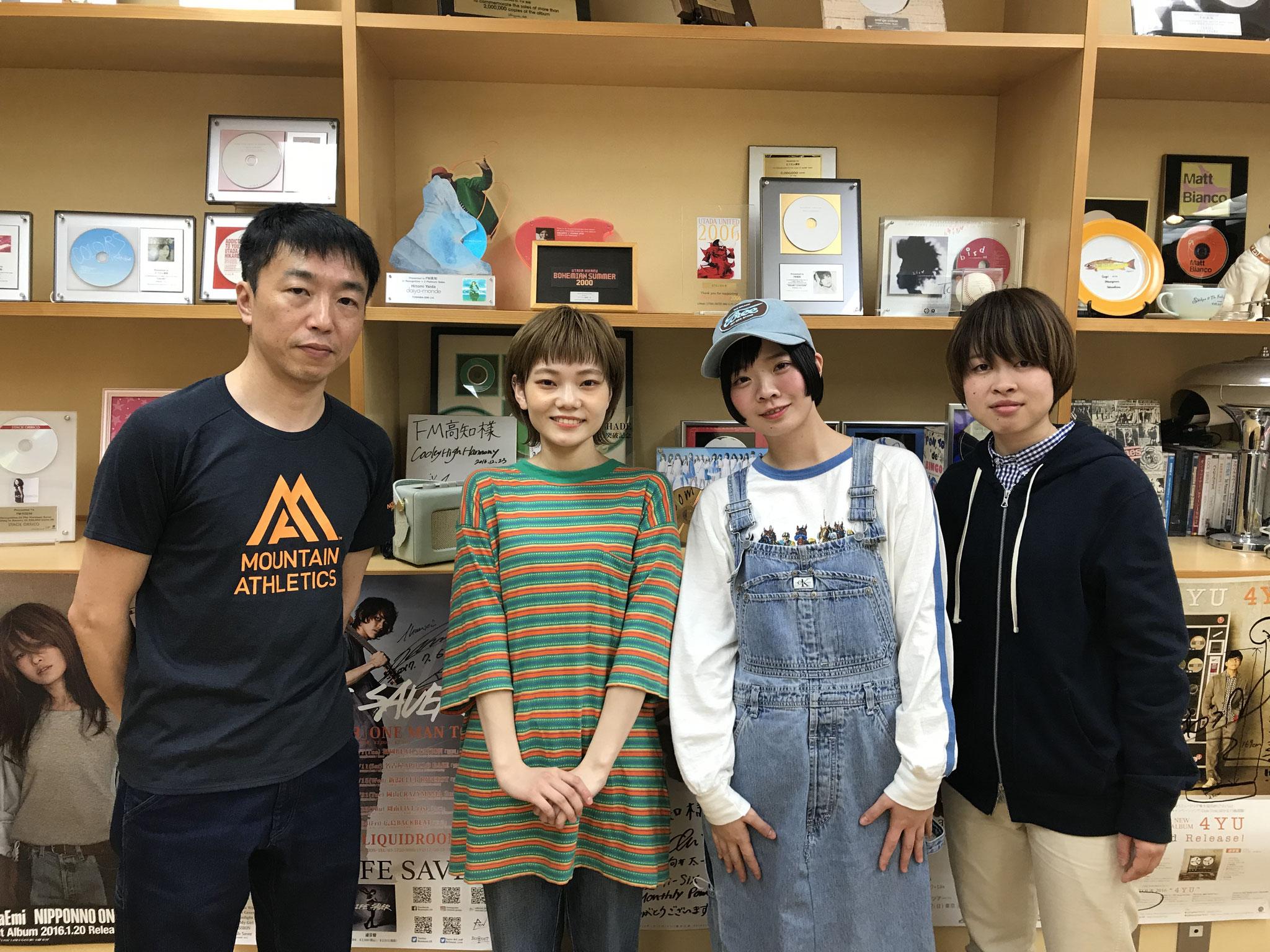 2018/05/11 SHISHAMO