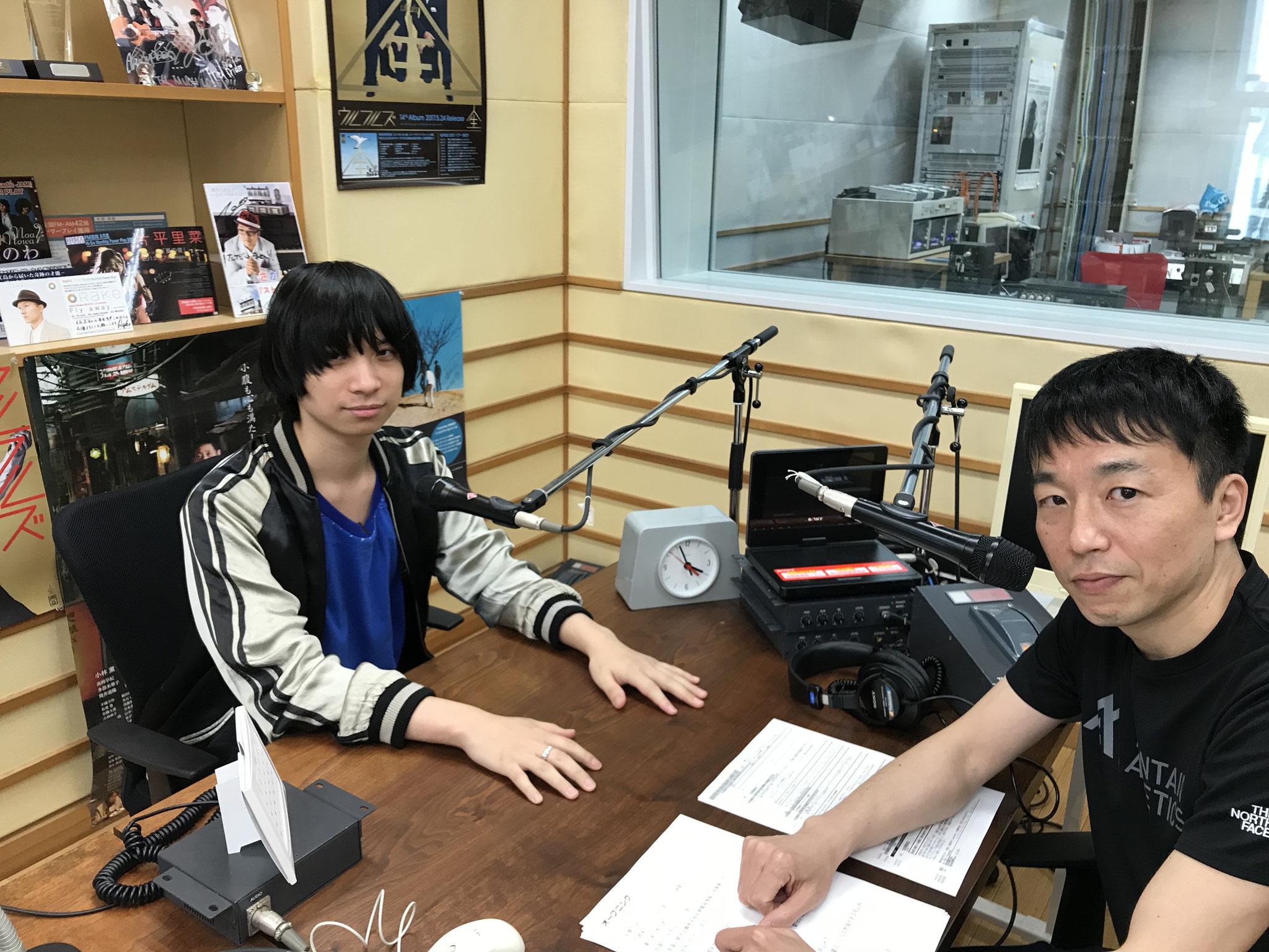 2018/04/18 尾崎世界観(クリープハイプ)