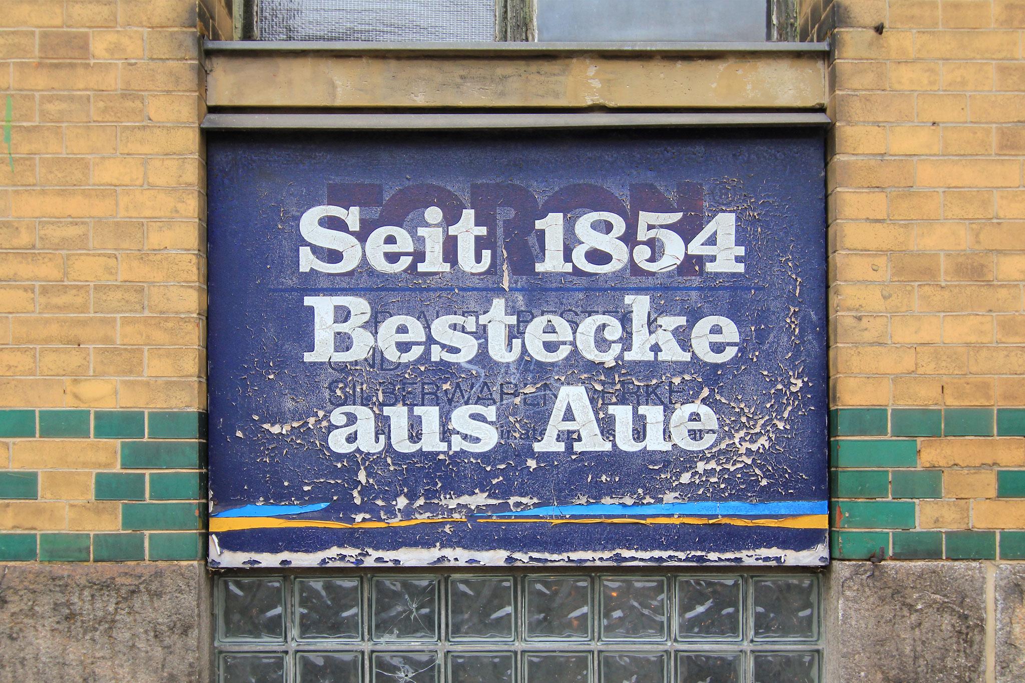 Besteckfabrik Wellner /ABS Aue