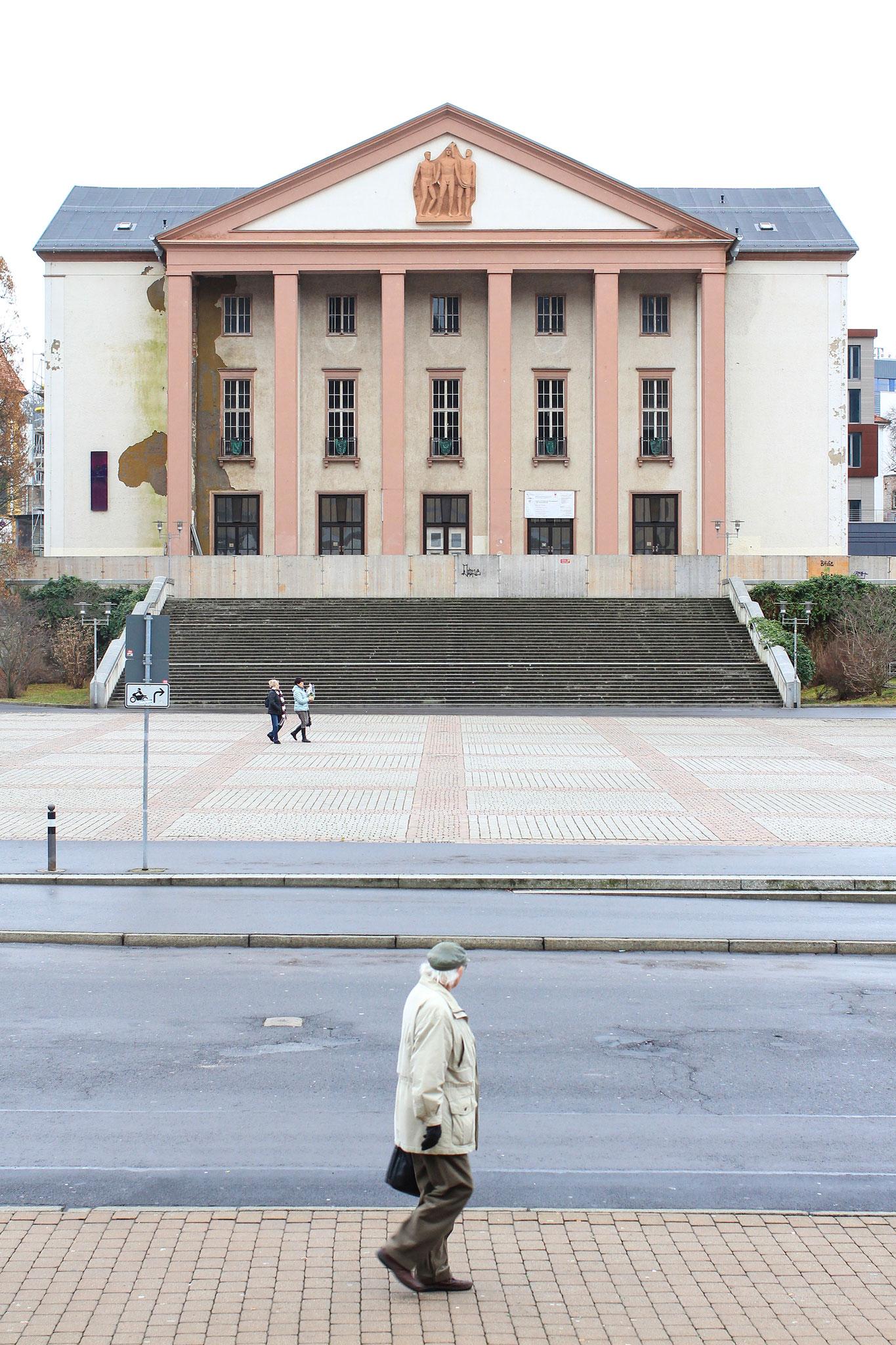 "Kulturhaus ""7.Oktober"" Suhl (1955-57)"